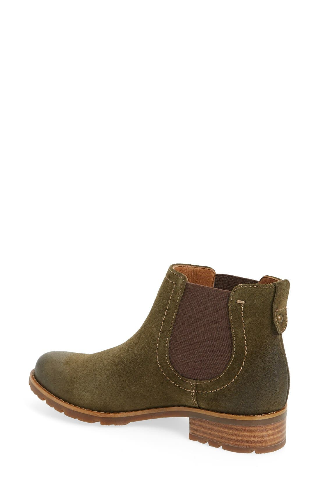 'Selby' Chelsea Bootie,                             Alternate thumbnail 13, color,