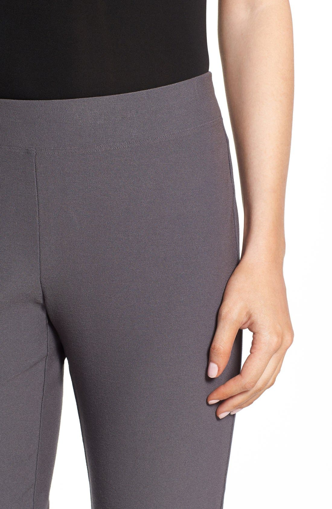 Stretch Crepe Slim Ankle Pants,                             Alternate thumbnail 83, color,