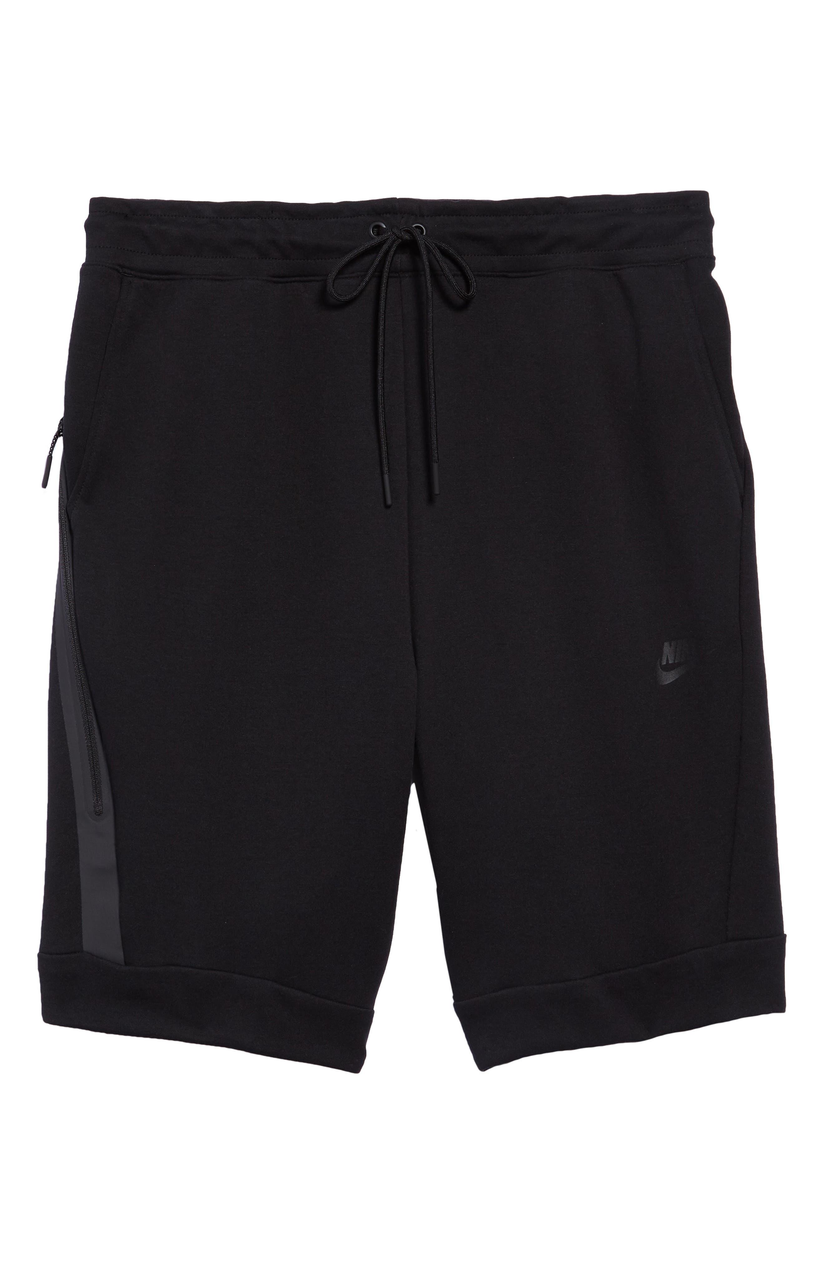 NSW Tech Fleece Shorts,                             Alternate thumbnail 16, color,