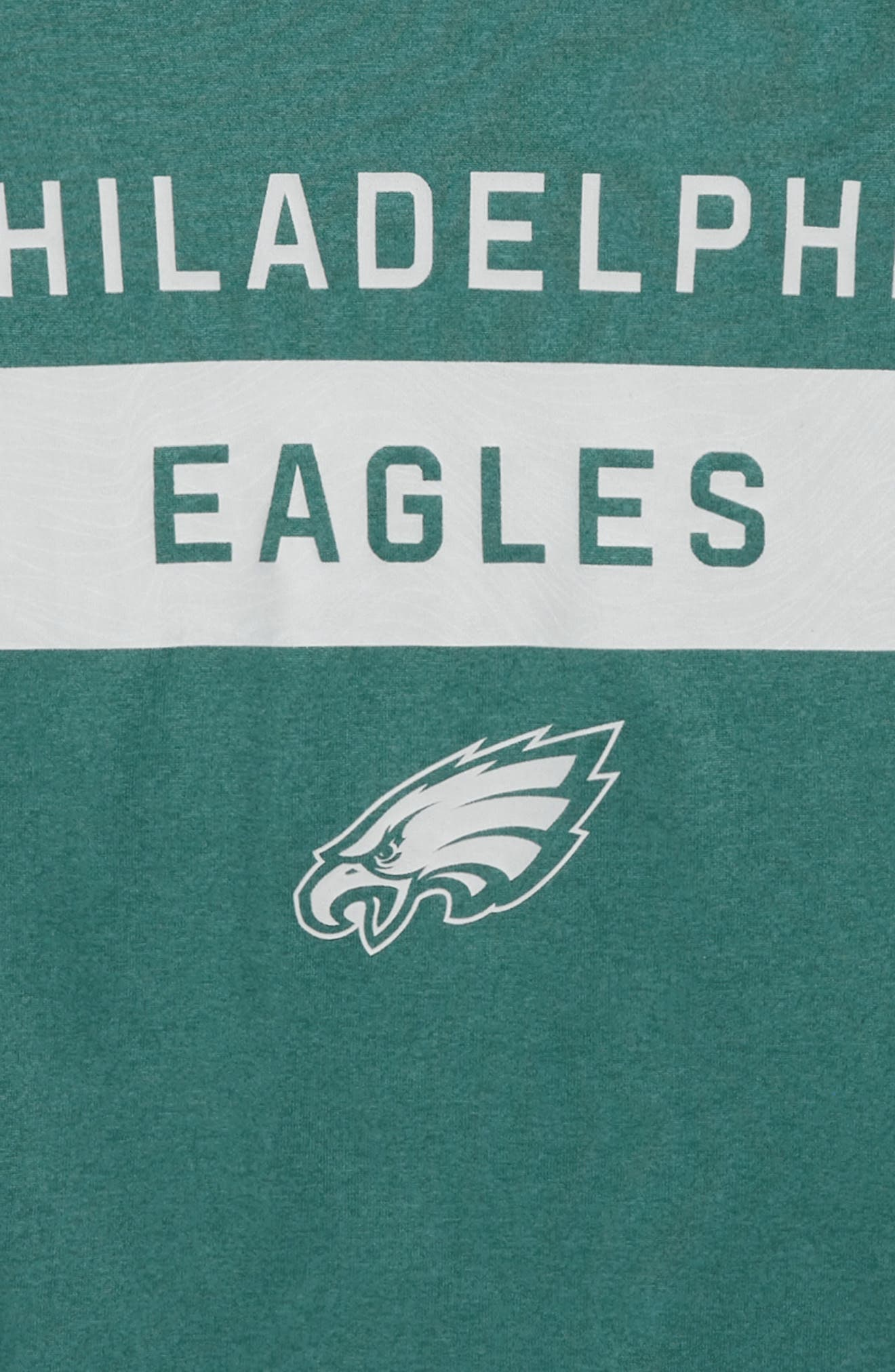 NFL Philadelphia Eagles Dry Legend Lift T-Shirt,                             Alternate thumbnail 2, color,                             GREEN
