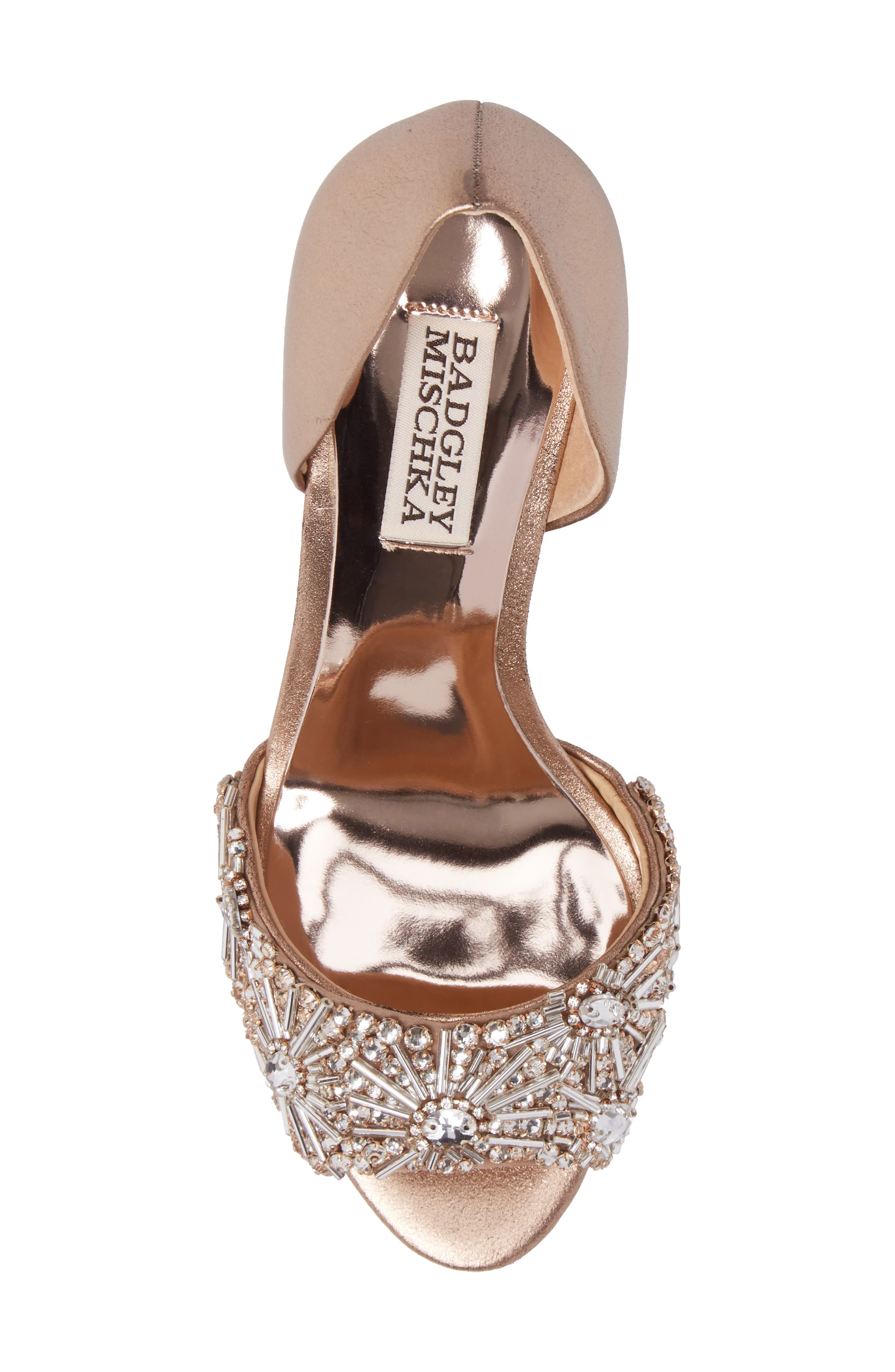 Maria Embellished d'Orsay Pump,                             Alternate thumbnail 29, color,