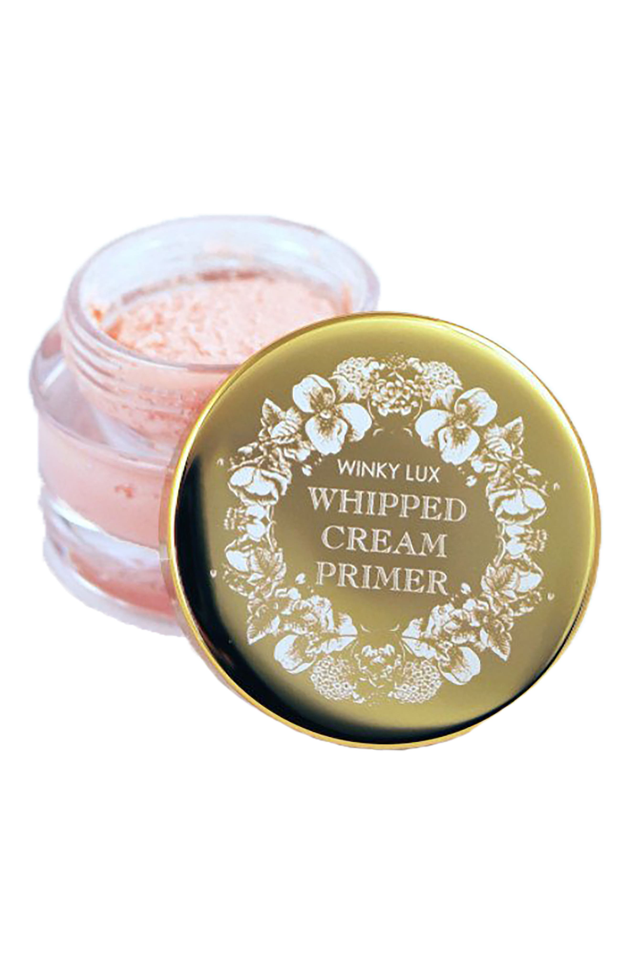 Whipped Cream Primer,                         Main,                         color, 650