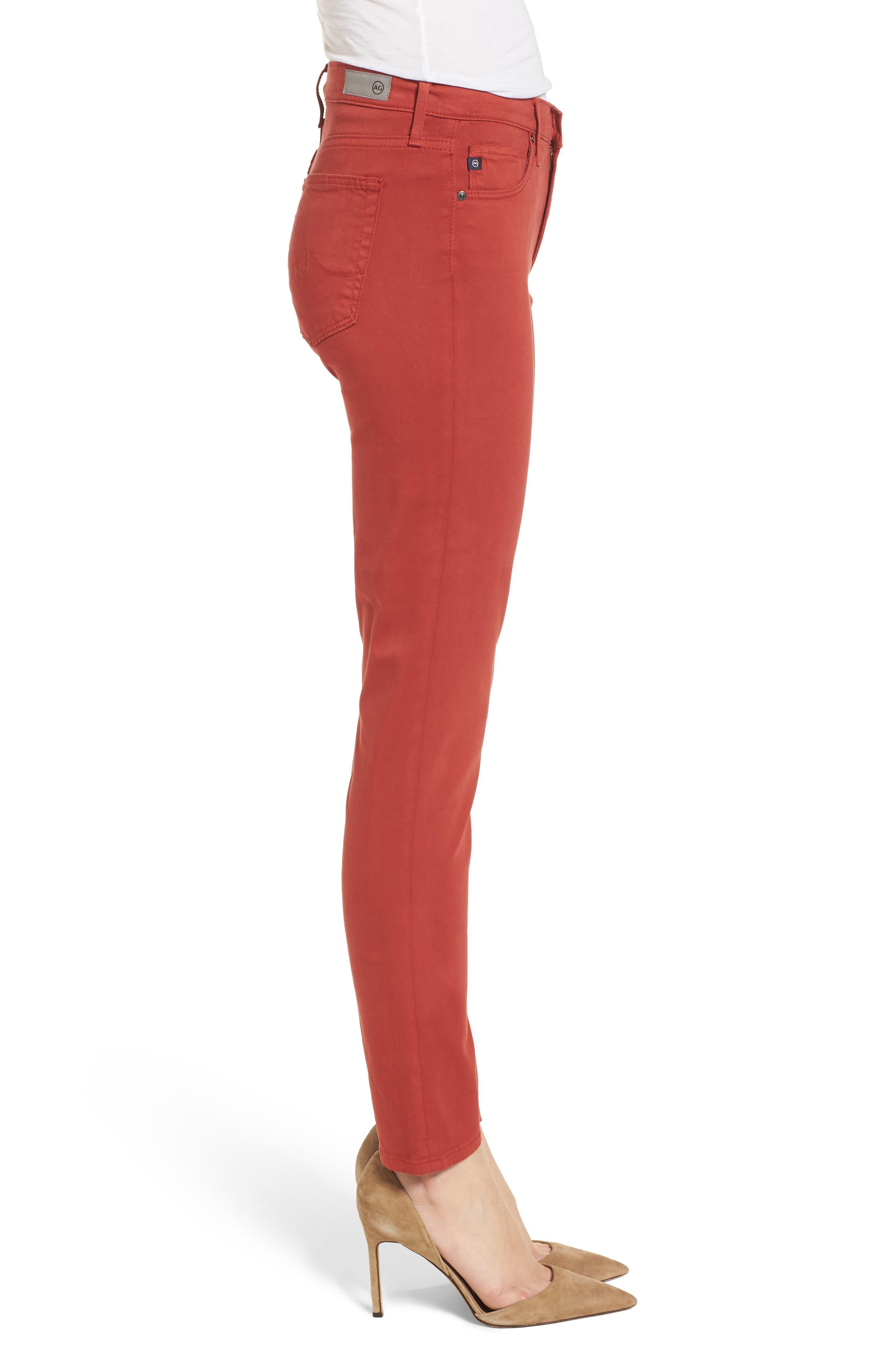 'The Prima' Cigarette Leg Skinny Jeans,                             Alternate thumbnail 65, color,