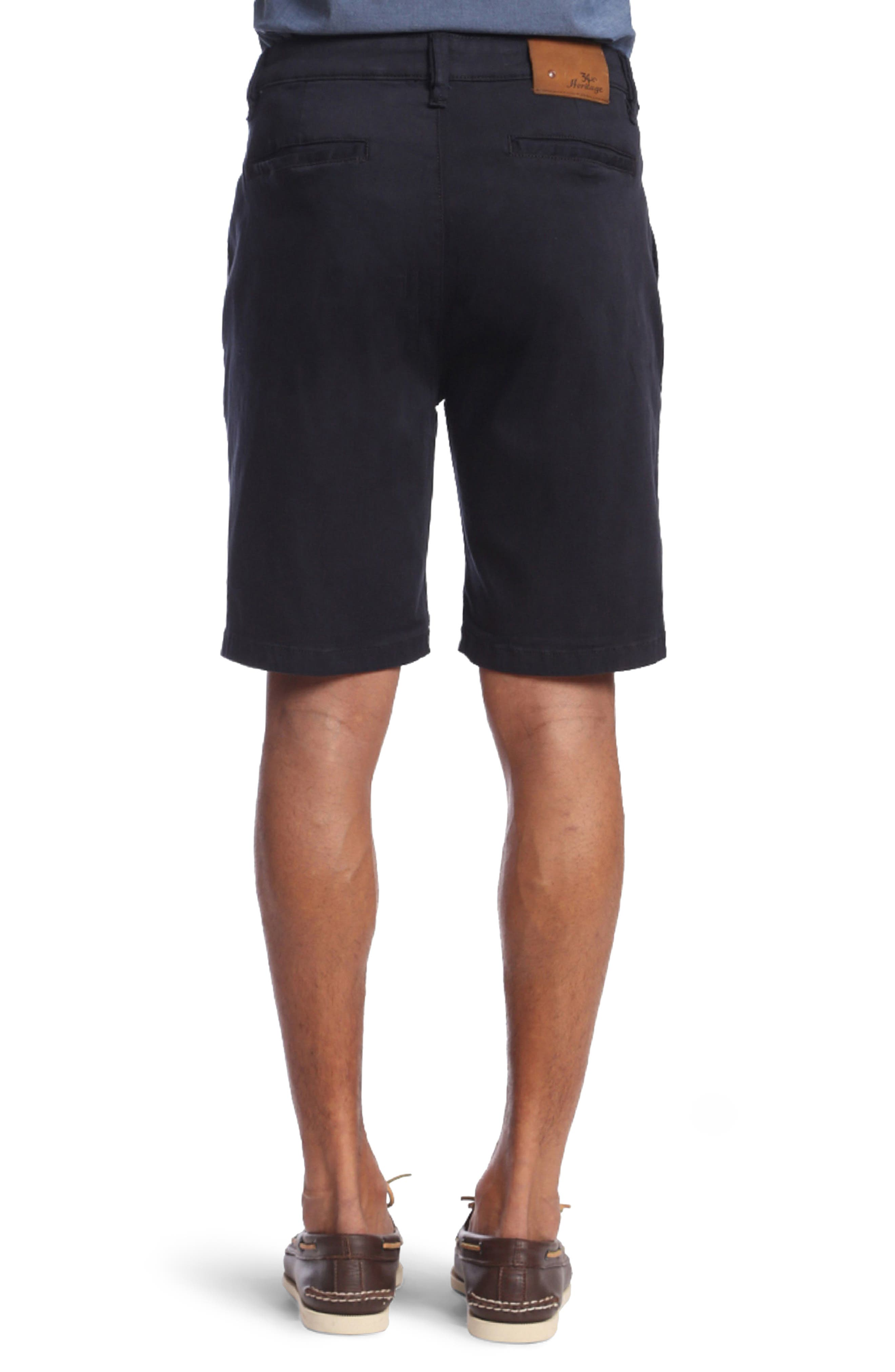 Nevada Twill Shorts,                             Alternate thumbnail 2, color,                             BLUE