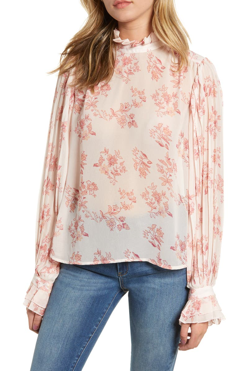 Endless Rose RUFFLE BLOUSE