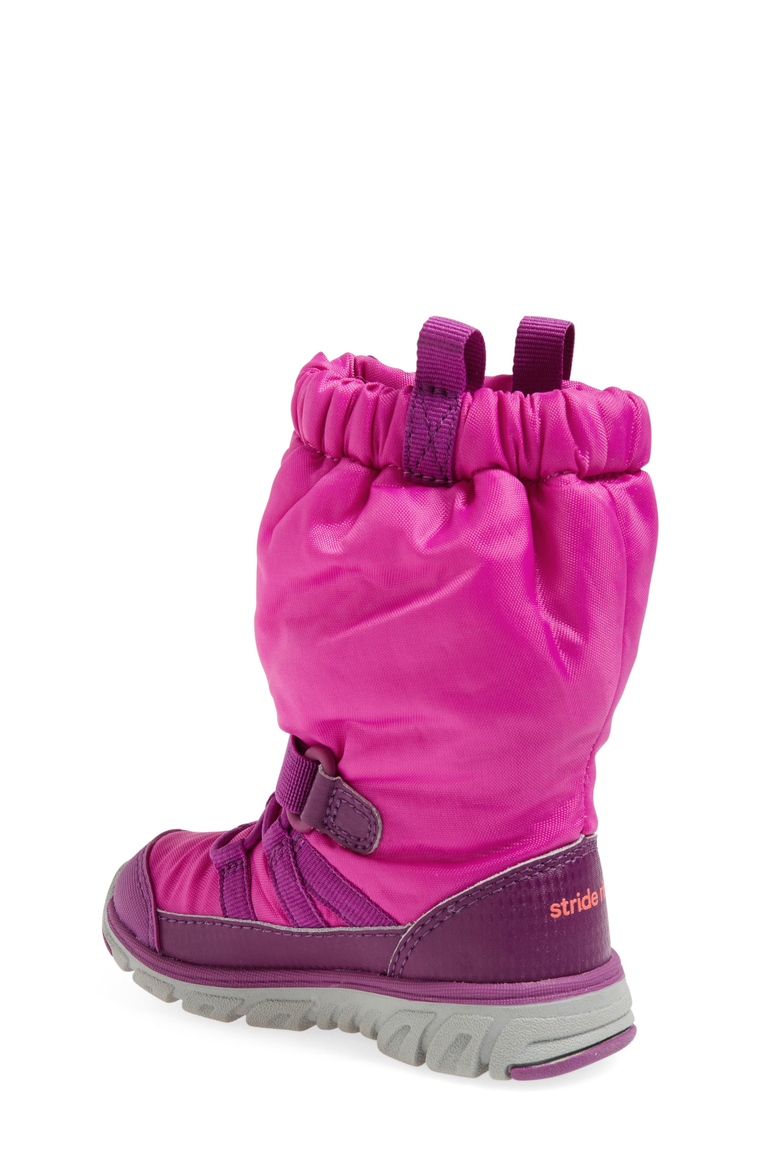 'Made 2 Play' WaterResistantBoot,                             Main thumbnail 1, color,                             PINK