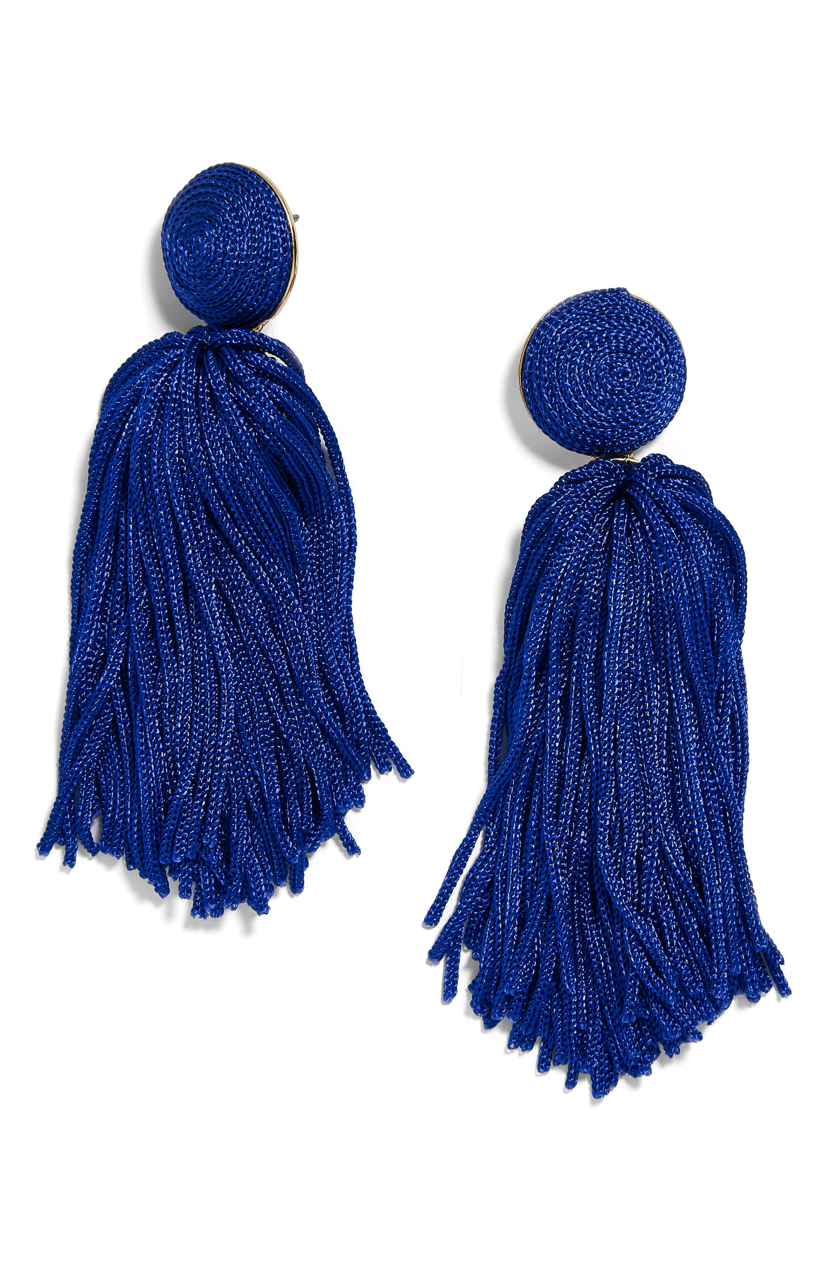 Sonatina Tassel Earrings,                             Main thumbnail 4, color,