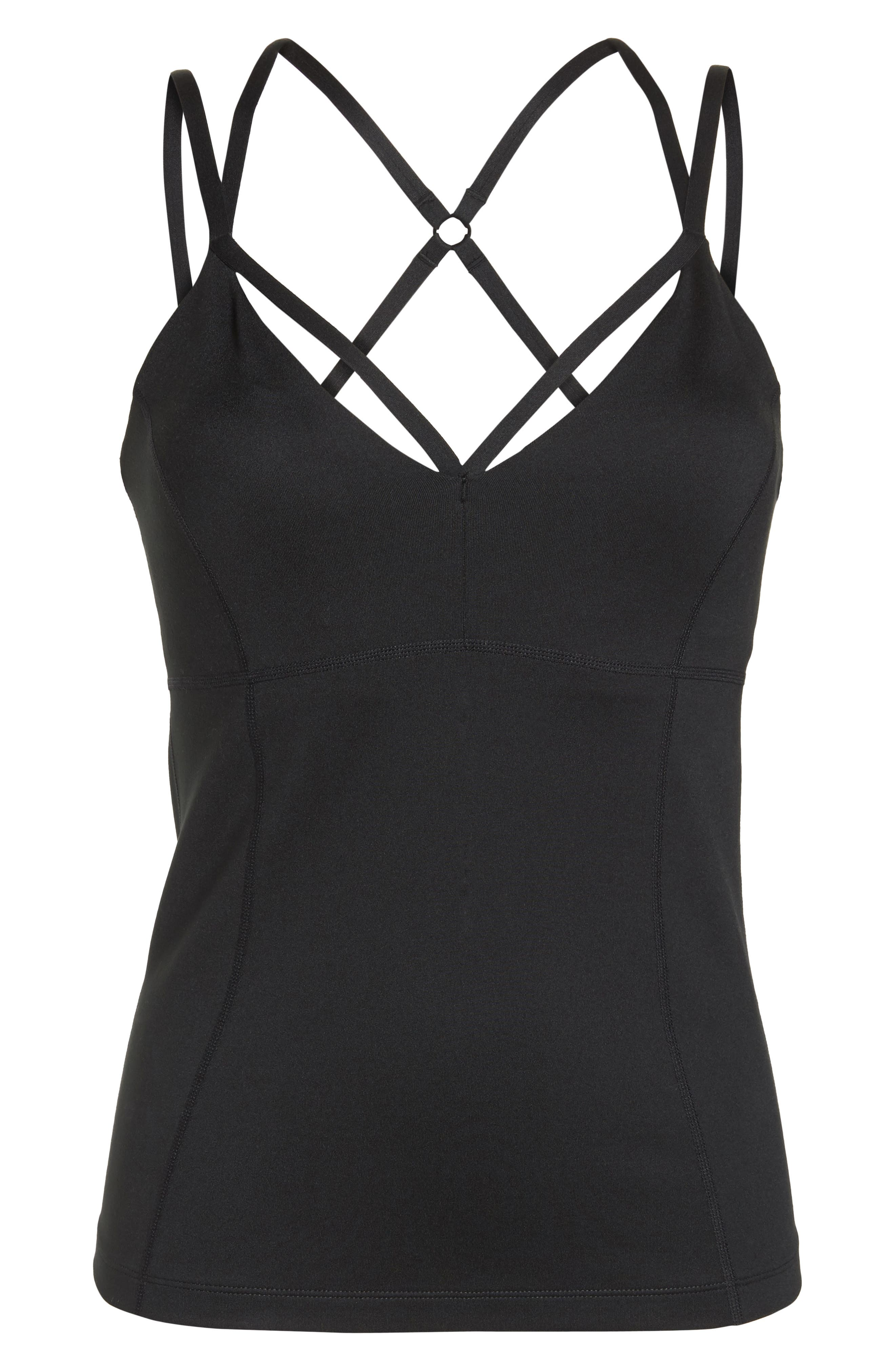 Crystal Strappy Tank,                             Alternate thumbnail 7, color,