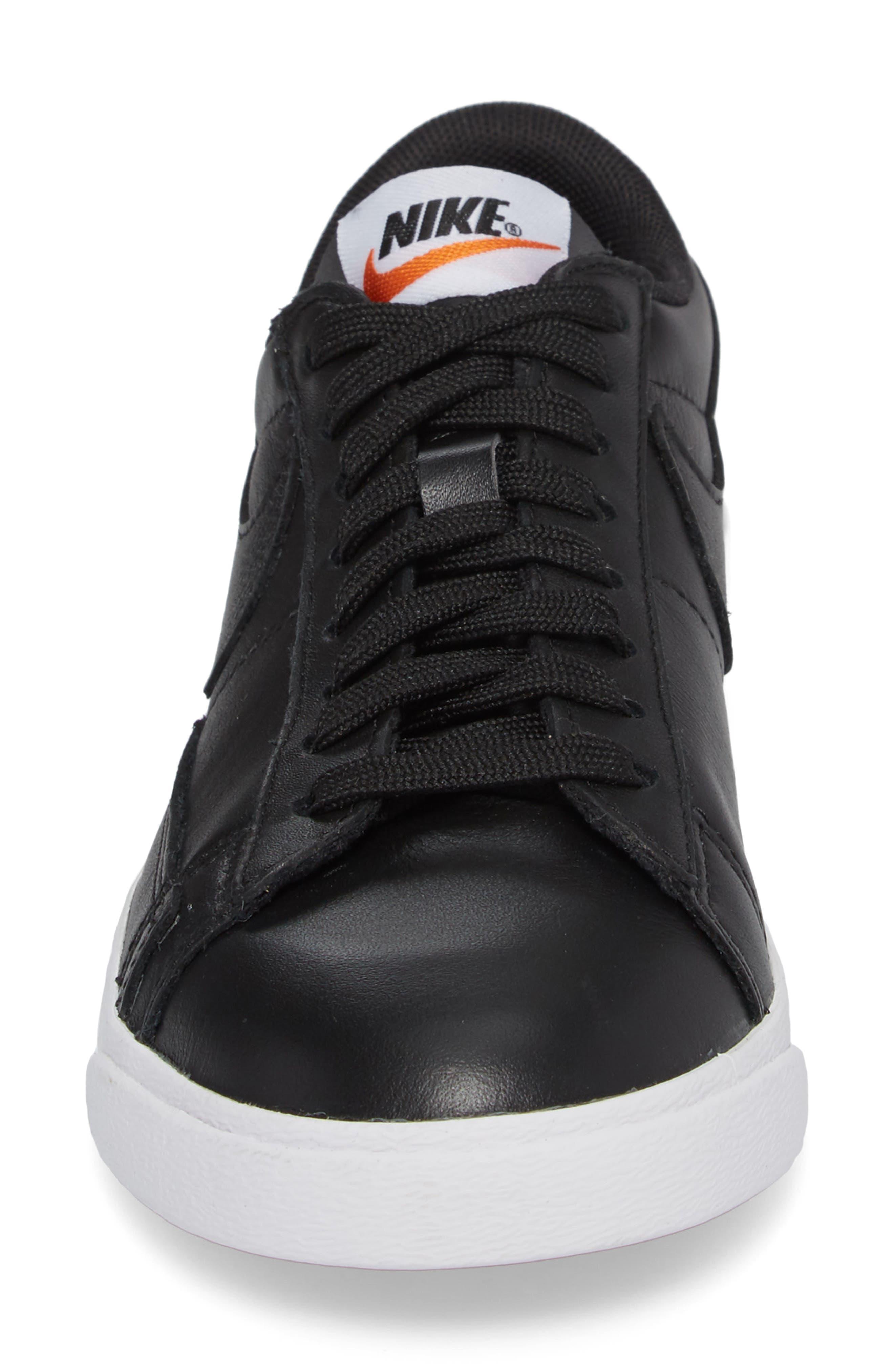 NIKE,                             Blazer Low LE Basketball Shoe,                             Alternate thumbnail 4, color,                             001
