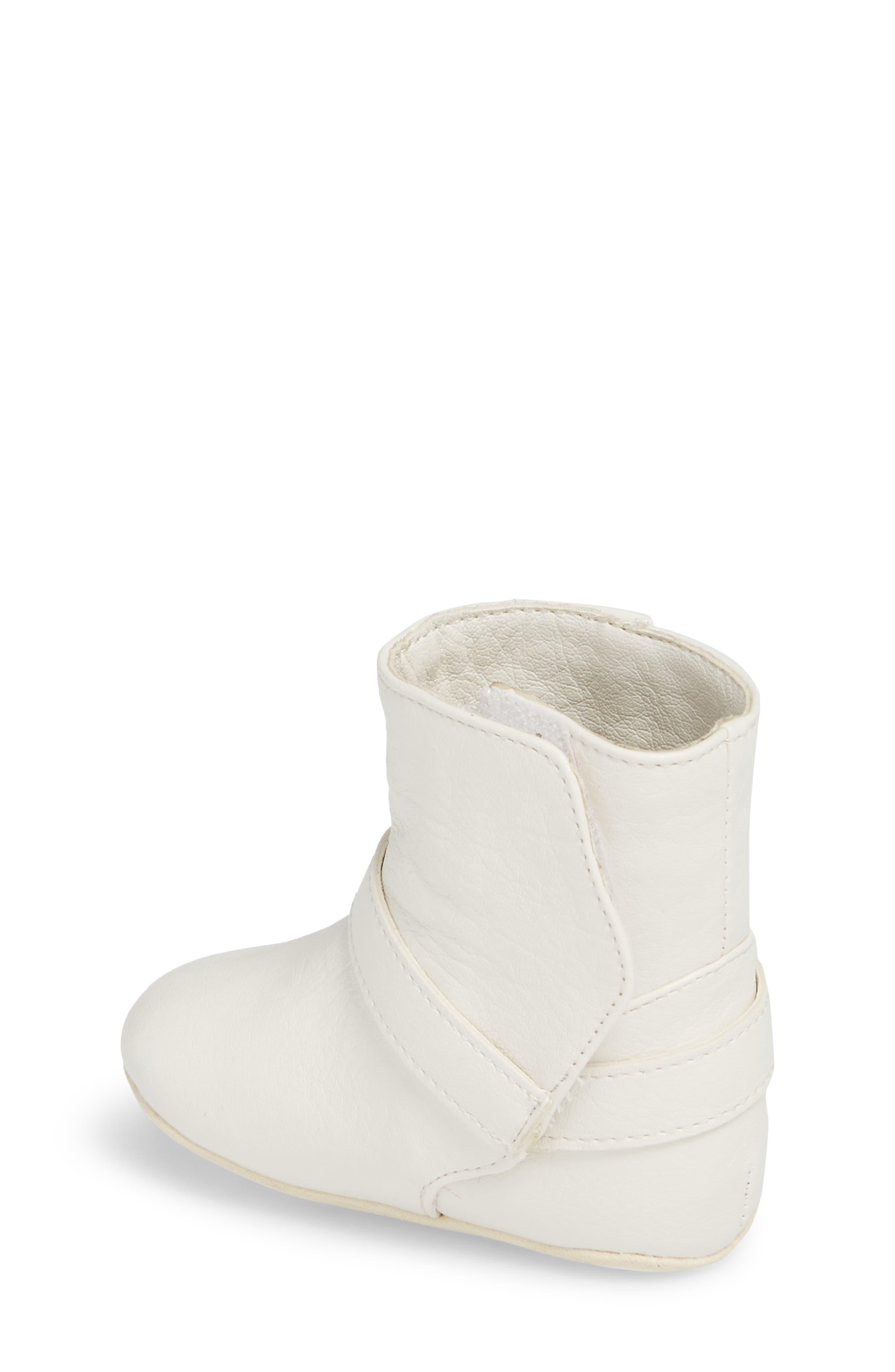 Harness Boot Crib Shoe,                             Alternate thumbnail 2, color,                             100