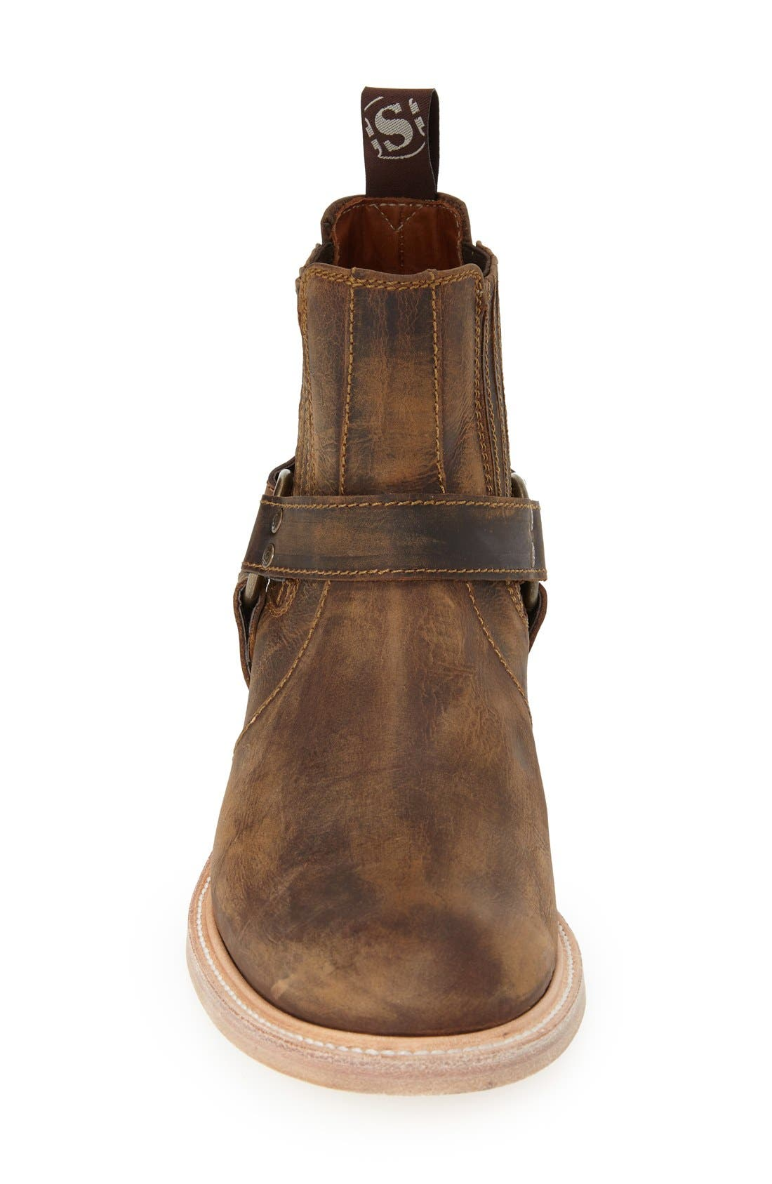 Boots 'Blake' Harness Boot,                             Alternate thumbnail 3, color,                             243