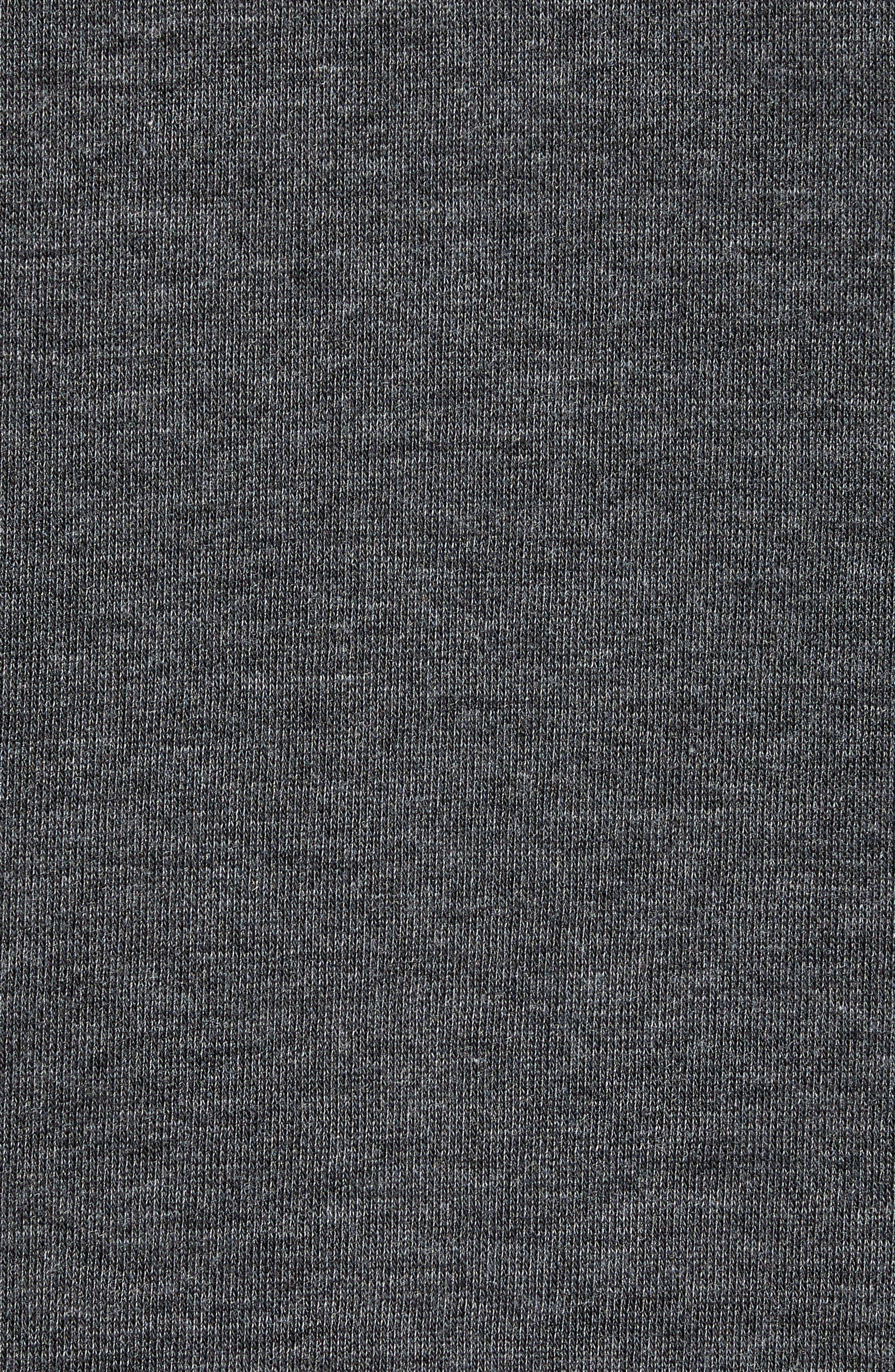 Crewneck Regular Fit Pullover,                             Alternate thumbnail 5, color,                             021