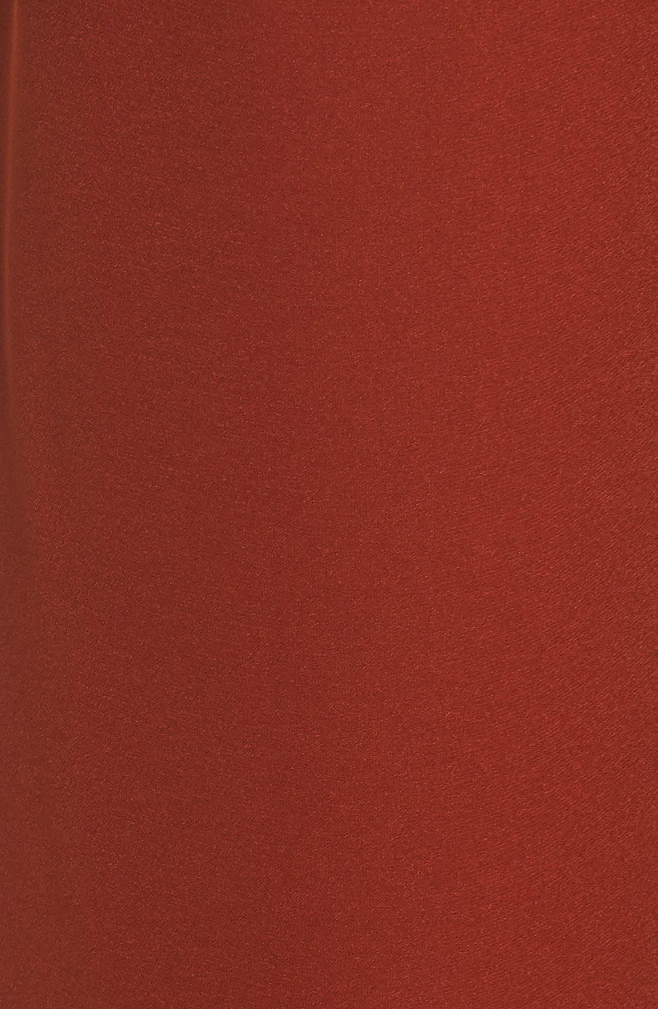 V-Neck Jumpsuit,                             Alternate thumbnail 6, color,                             930