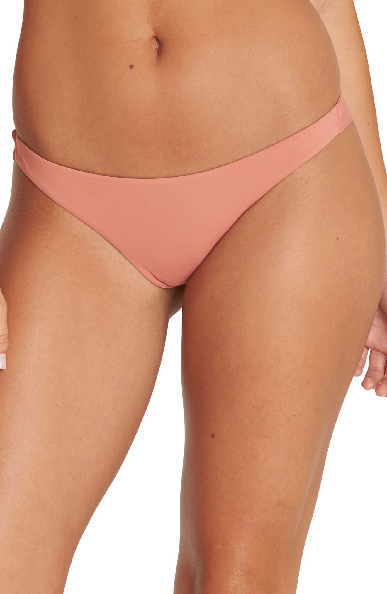 Sol Searcher Tanga Cheeky Bikini Bottom,                             Main thumbnail 2, color,