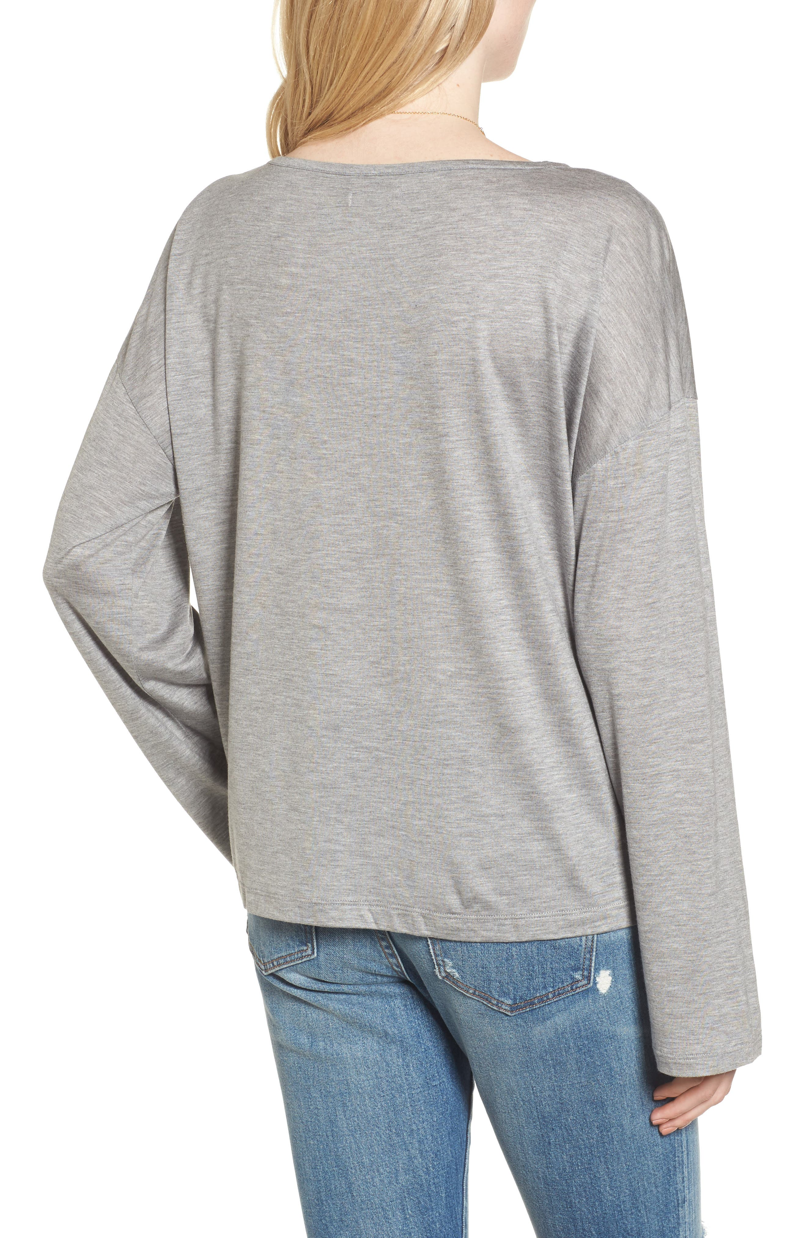 Libretto Wide Sleeve Top,                             Alternate thumbnail 6, color,