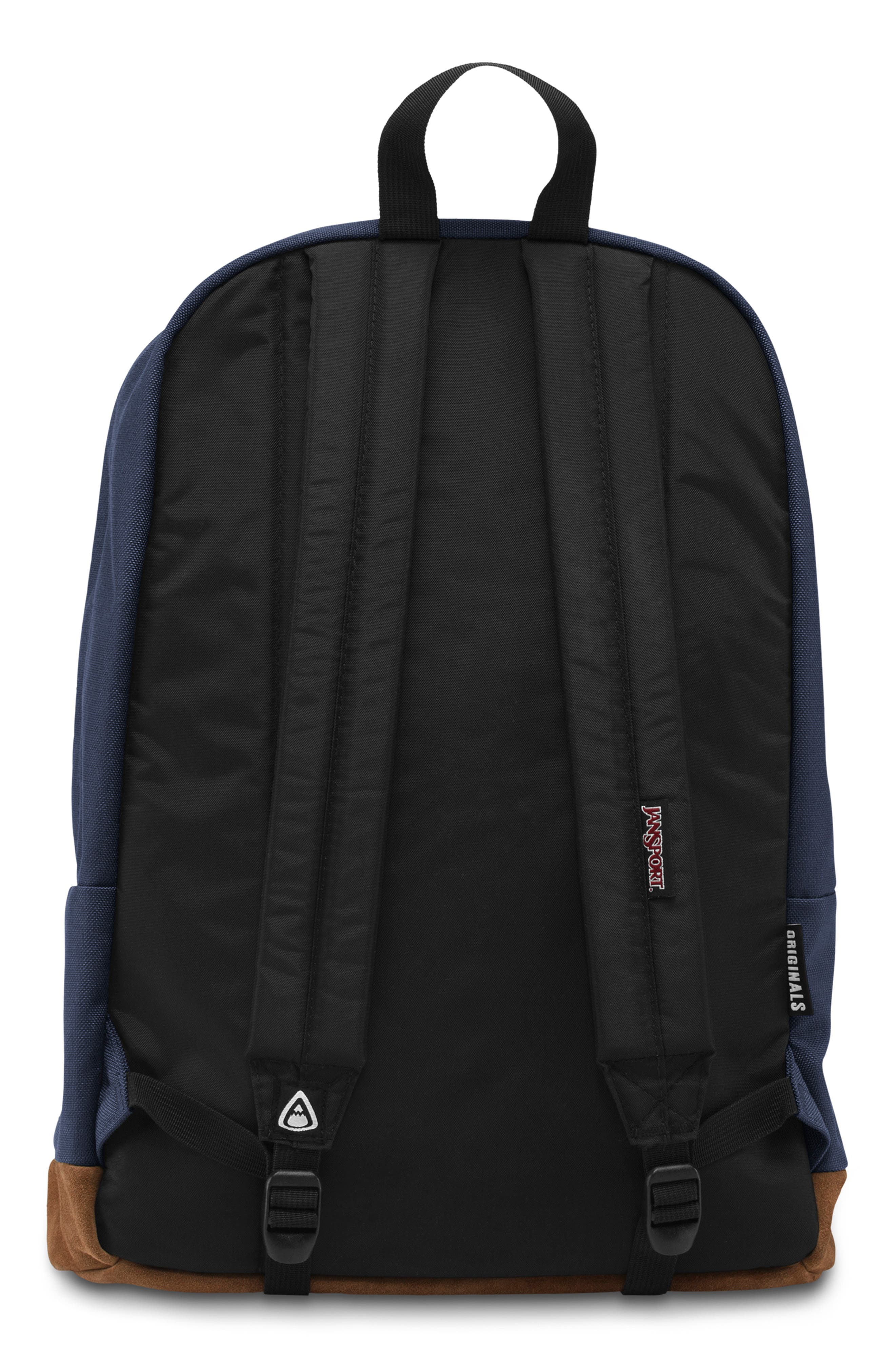 'Right Pack' Backpack,                             Alternate thumbnail 4, color,                             NAVY