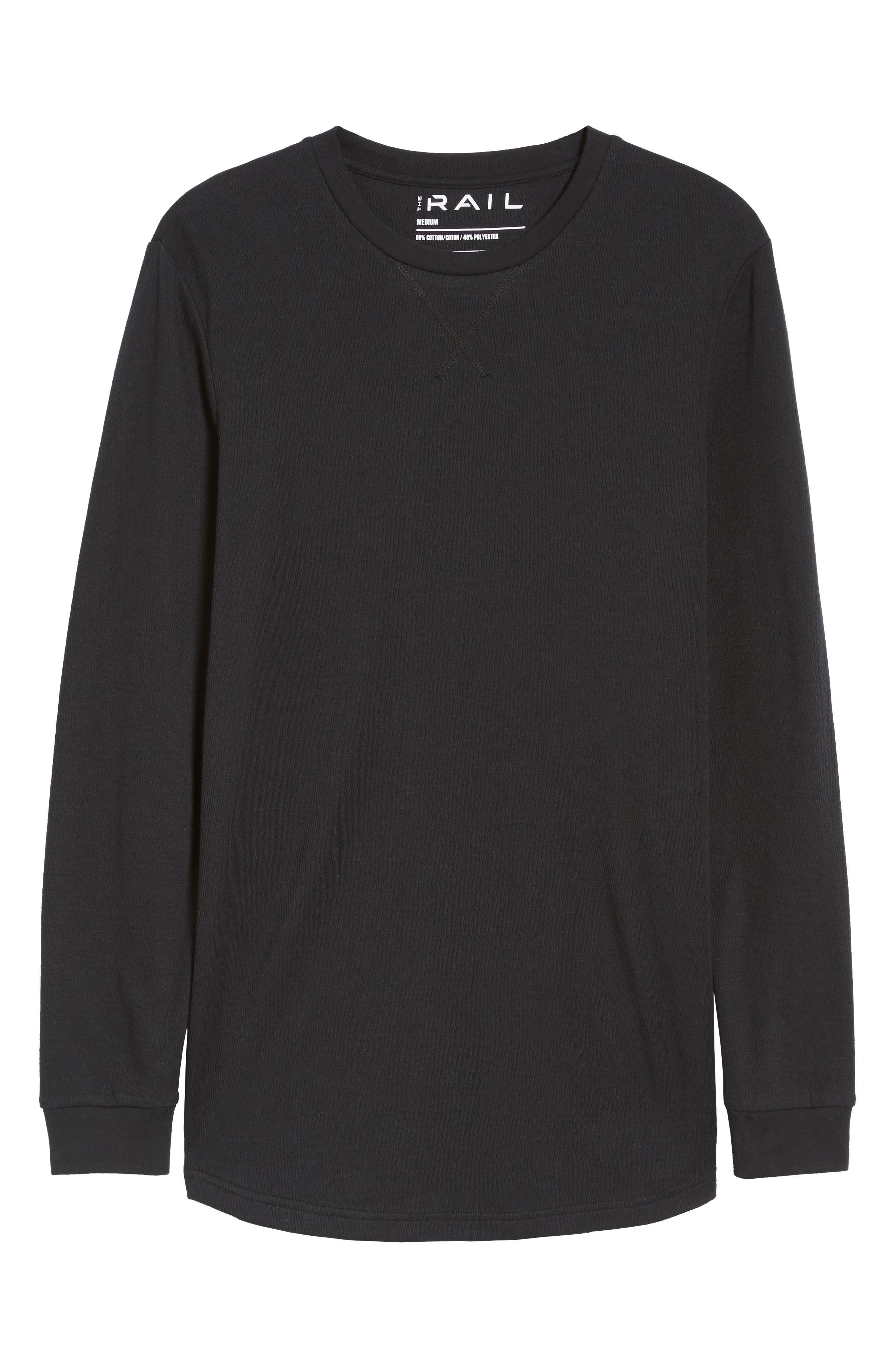 Longline Thermal T-Shirt,                             Alternate thumbnail 16, color,
