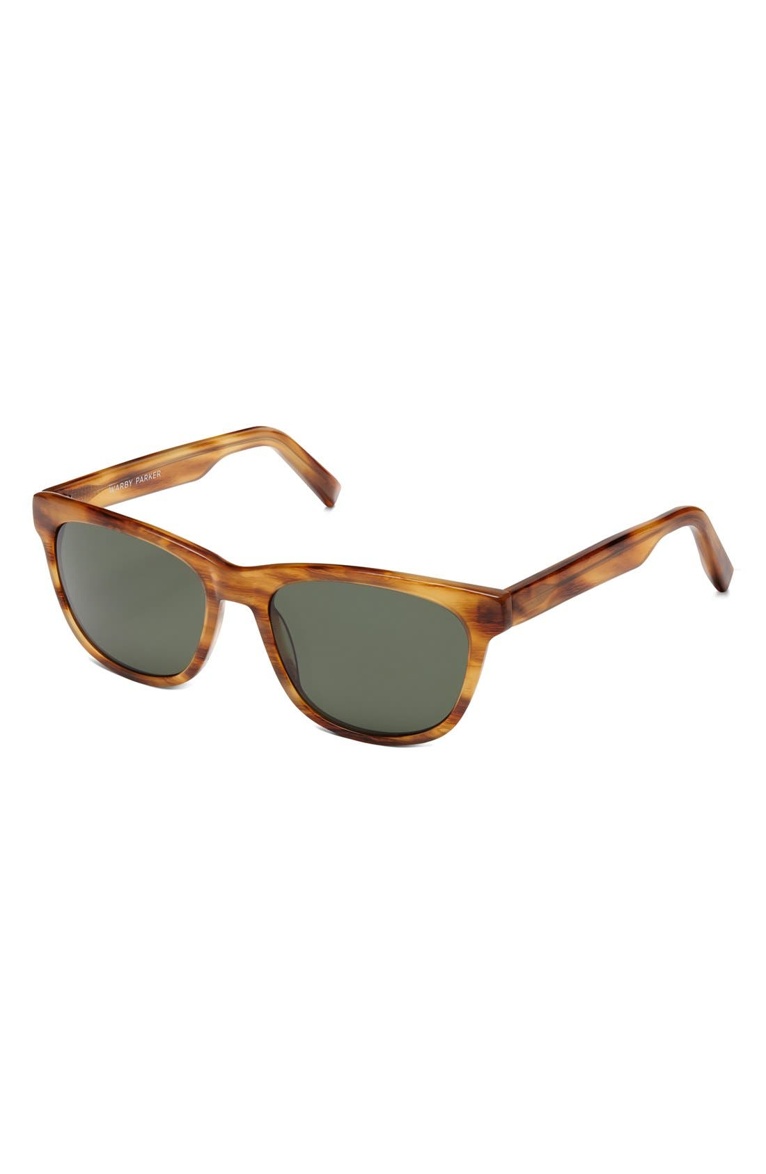 'Madison' 53mm Polarized Sunglasses,                             Alternate thumbnail 3, color,                             230