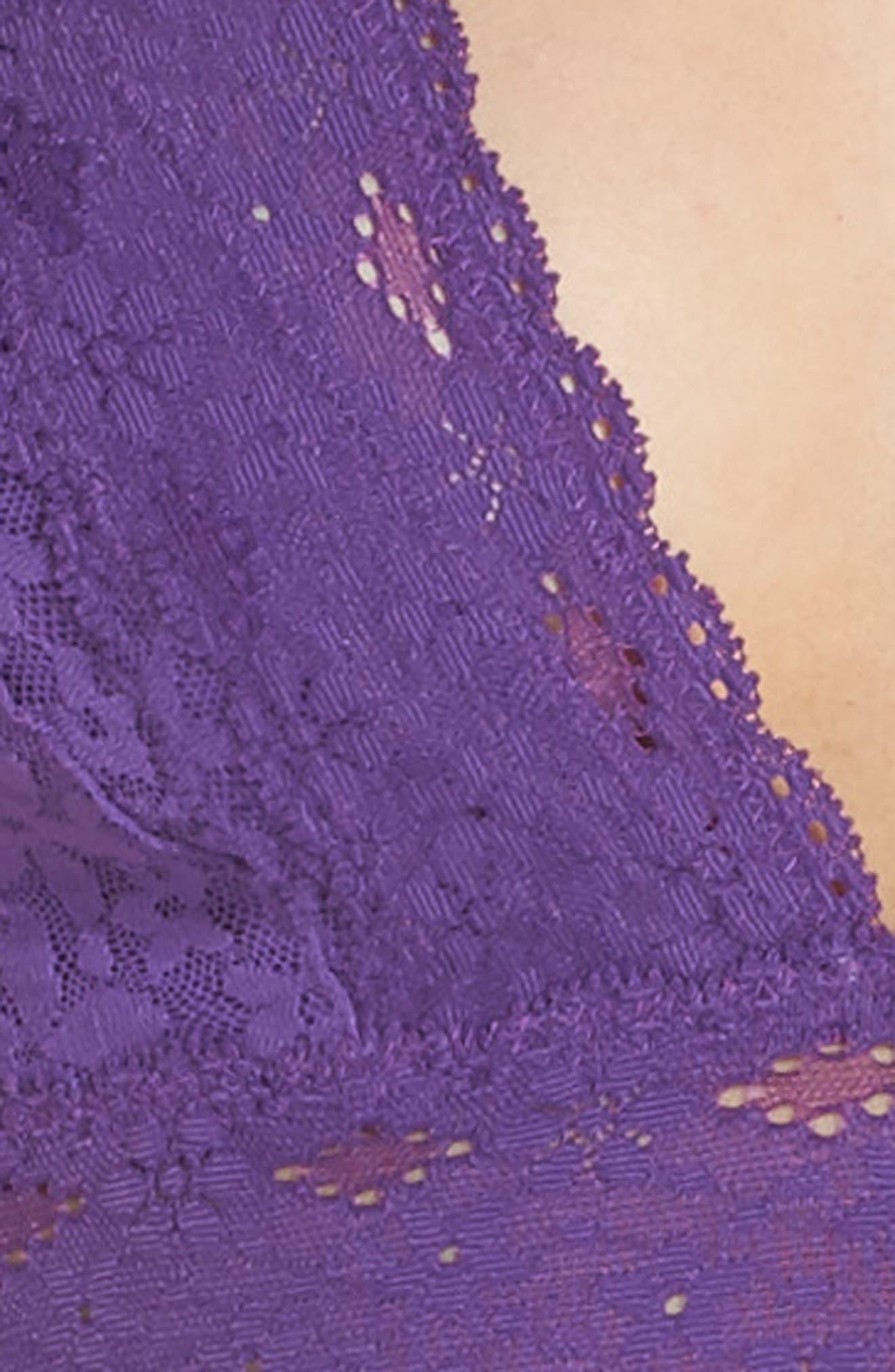 Halo Lace Bralette,                             Alternate thumbnail 84, color,