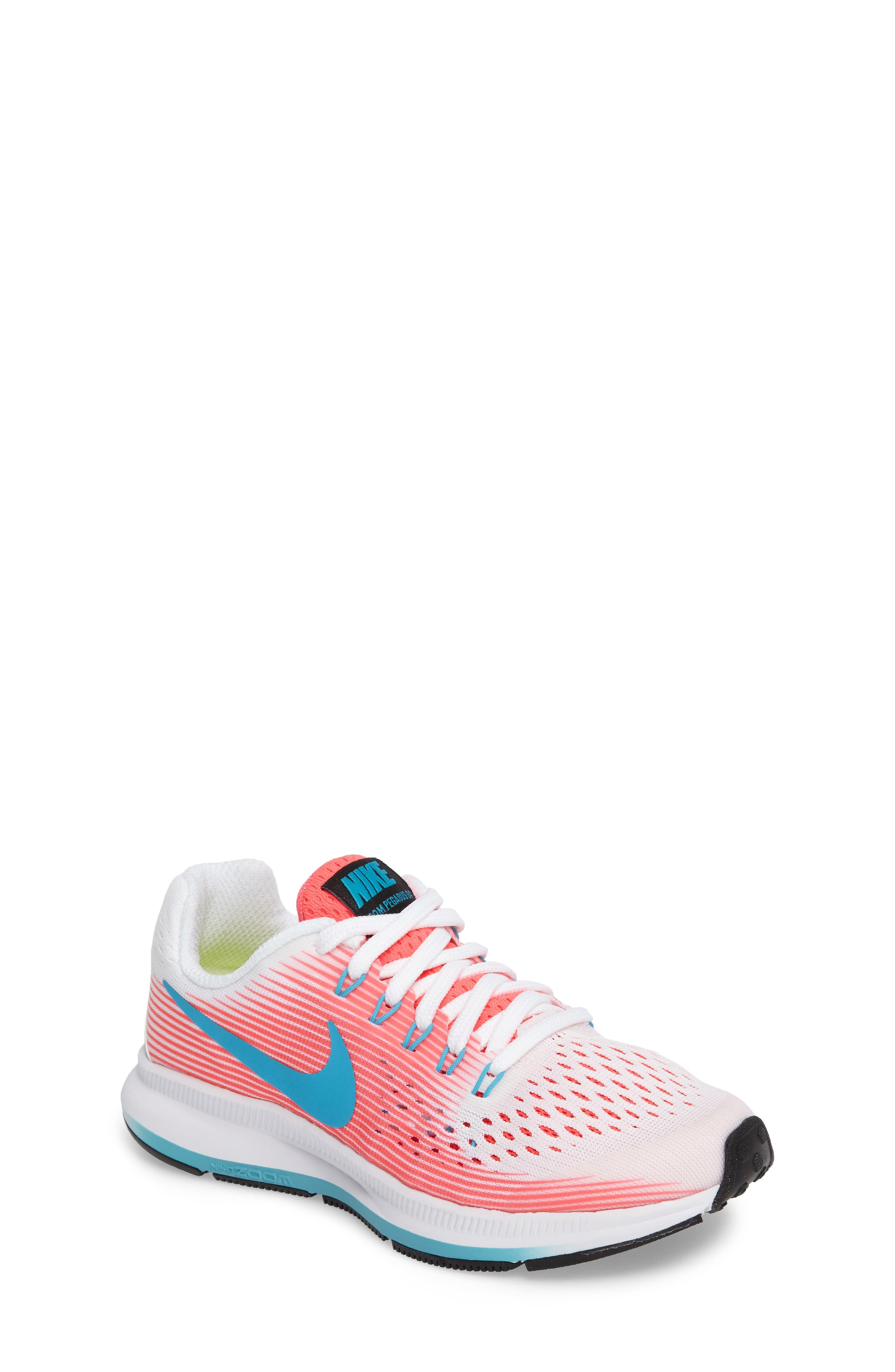 Zoom Pegasus 34 Sneaker,                             Main thumbnail 3, color,