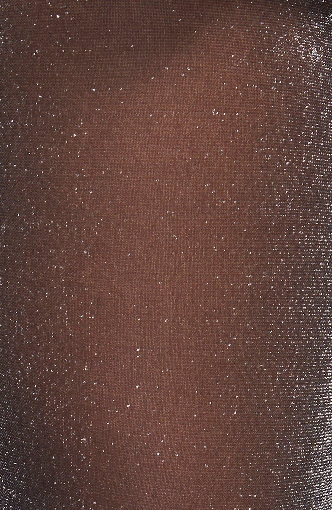 'Diamonds' Tights,                             Alternate thumbnail 2, color,                             001