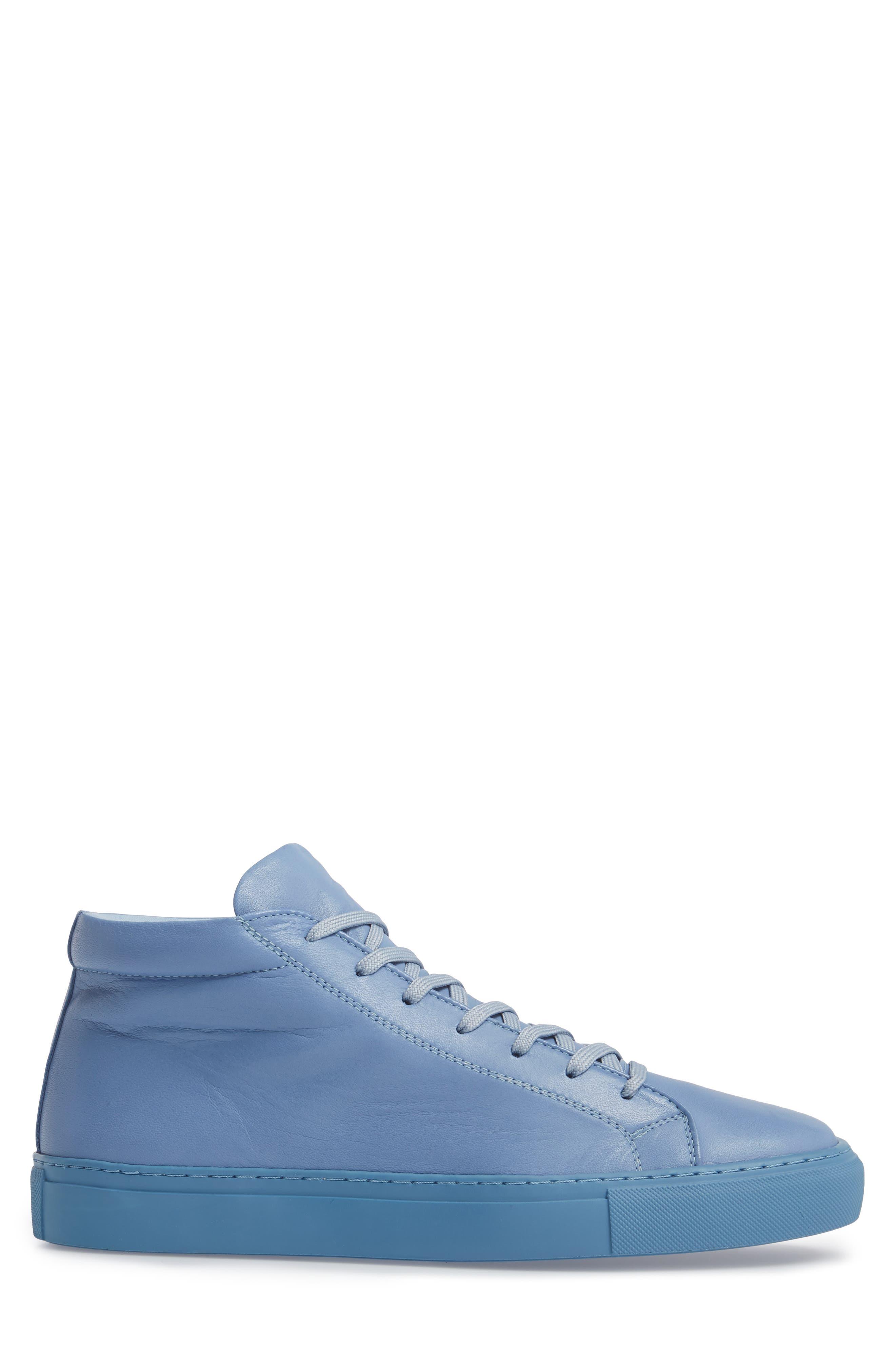 Lexington Mid Top Sneaker,                             Alternate thumbnail 8, color,