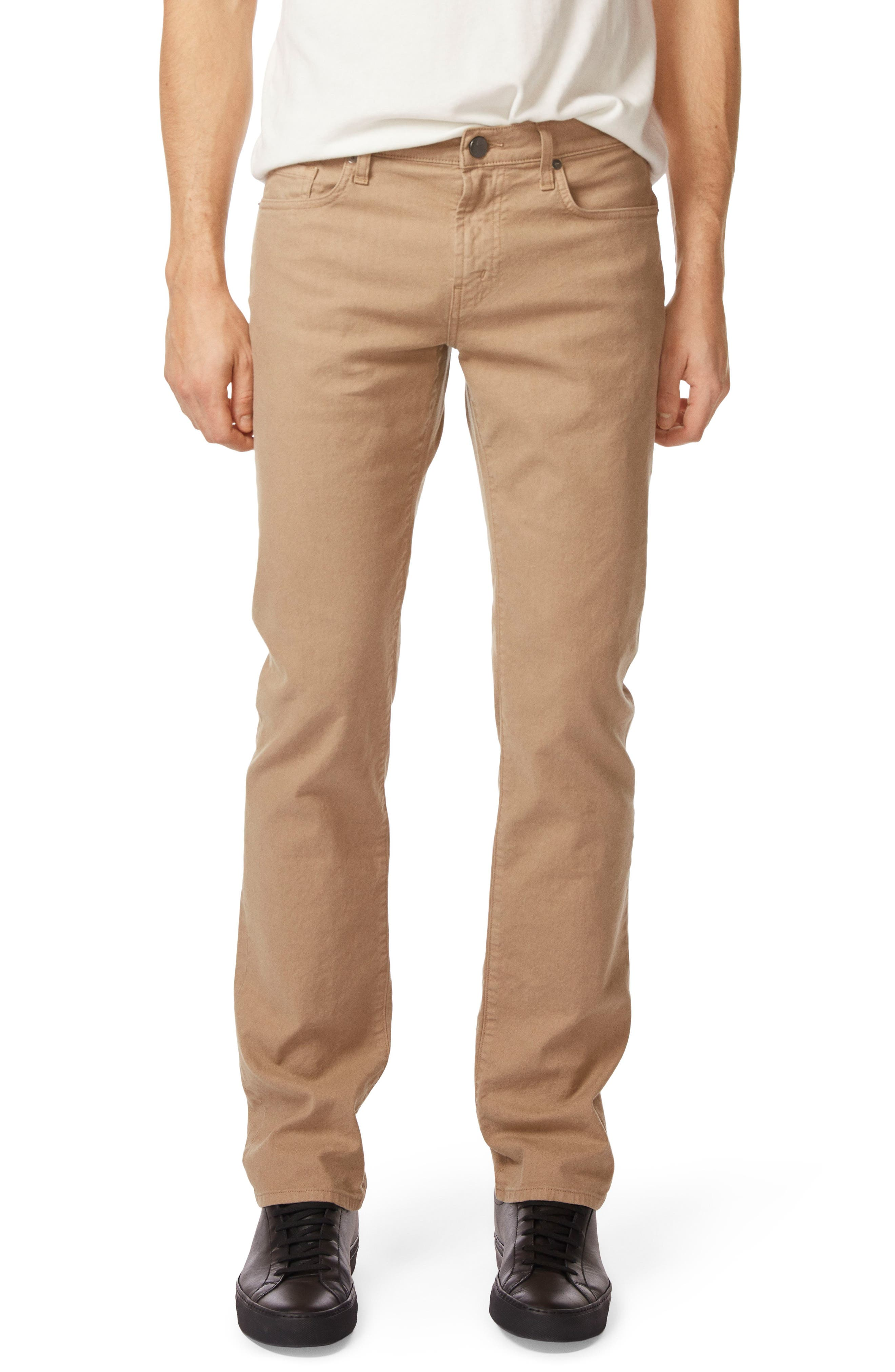 Kane Straight Fit Pant,                         Main,                         color, RUMEX