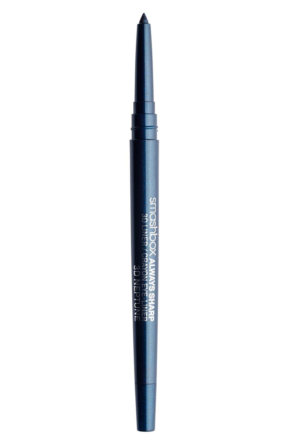 Always Sharp 3D Eyeliner,                         Main,                         color, 3D NEPTUNE