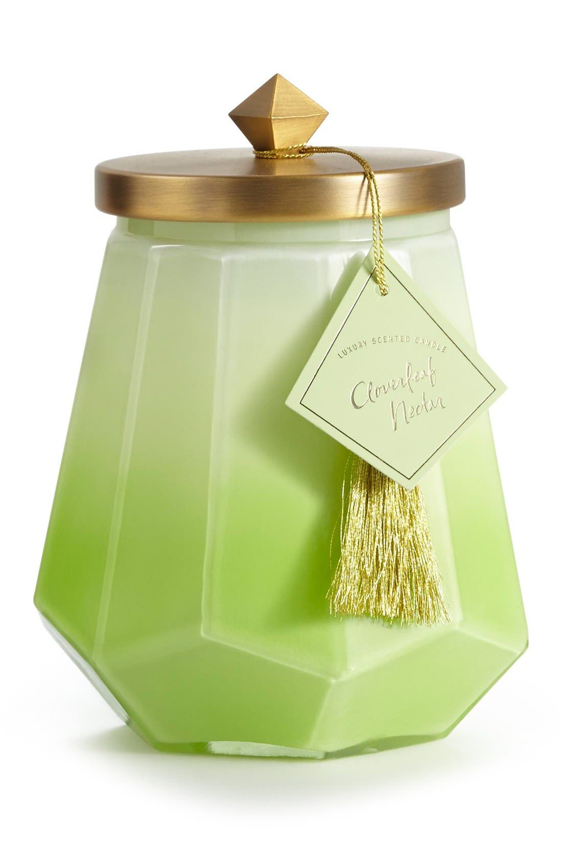 'Laurel' Scented Candle Jar,                             Main thumbnail 1, color,