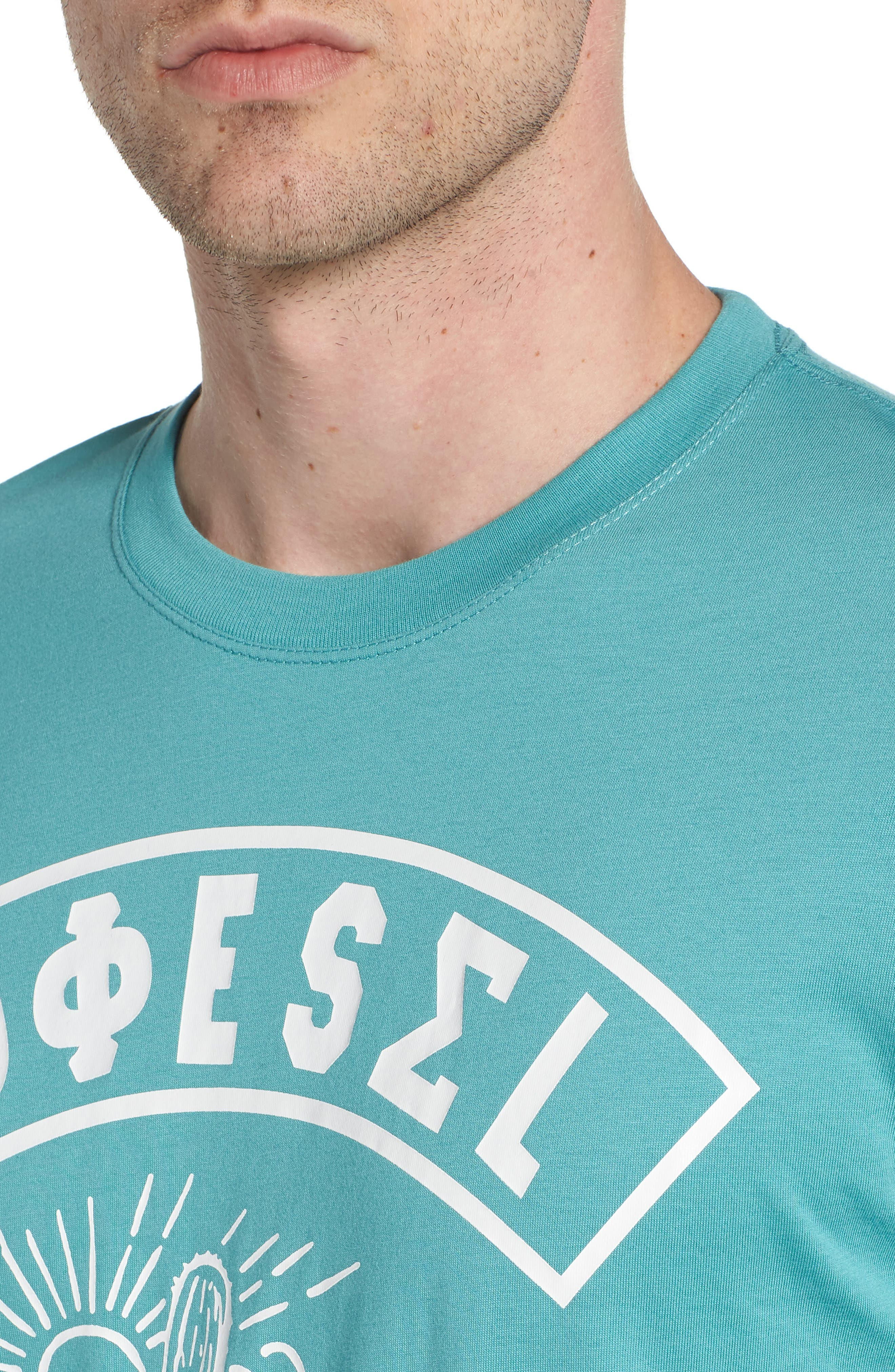 T-Diego-SM T-Shirt,                             Alternate thumbnail 4, color,                             407