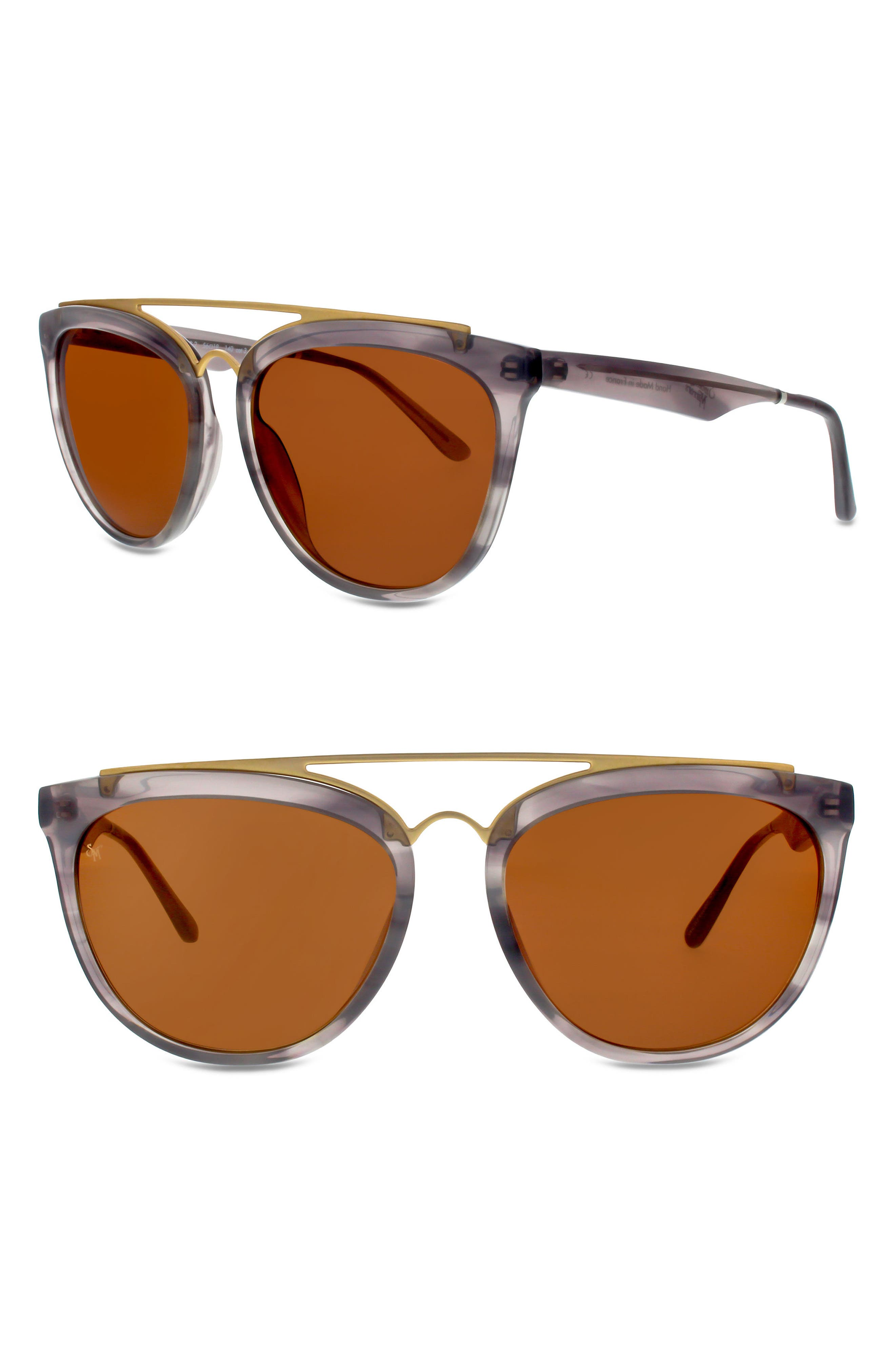 Volunteers 56mm Sunglasses,                             Main thumbnail 2, color,