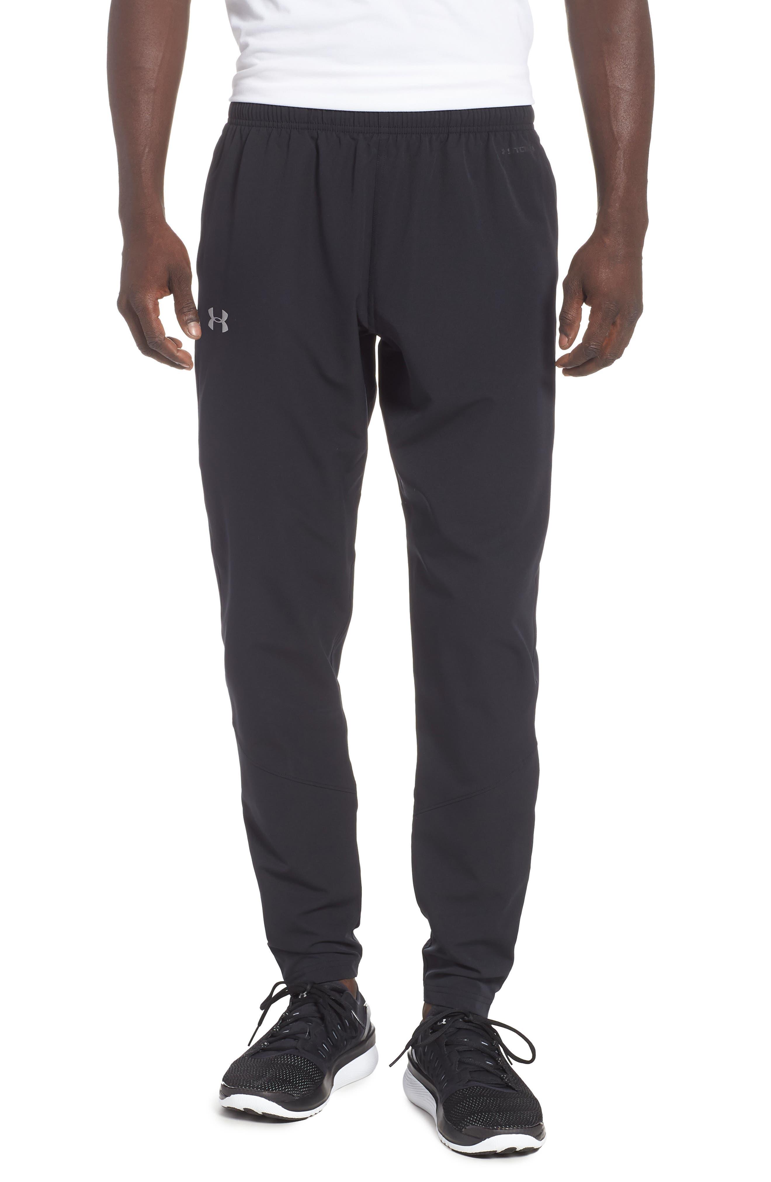 Storm Out Pants,                         Main,                         color, BLACK / / REFLECTIVE