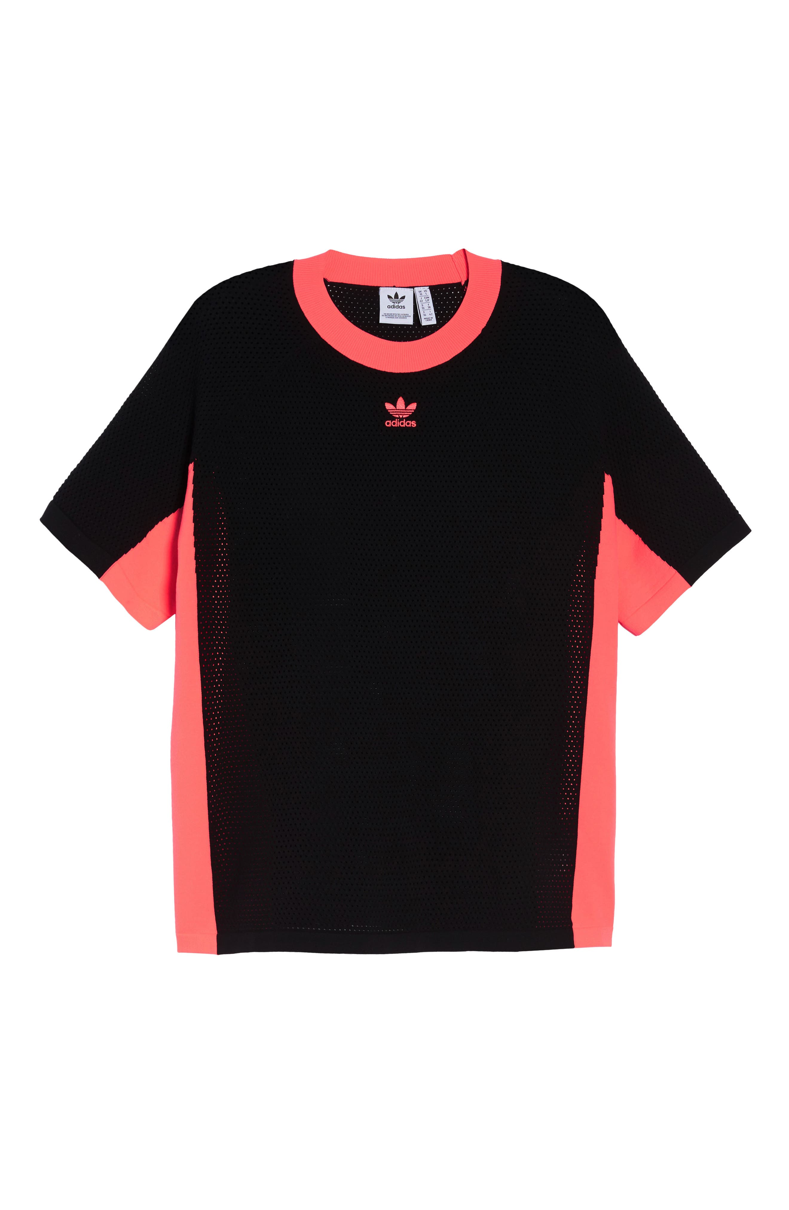 Originals AA-42 Knit Tee,                             Alternate thumbnail 7, color,                             001
