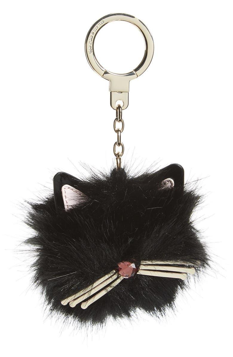b2764ae863 ... Source · kate spade new york cat pouf faux fur bag charm Nordstrom big  sale 6a784 . ...