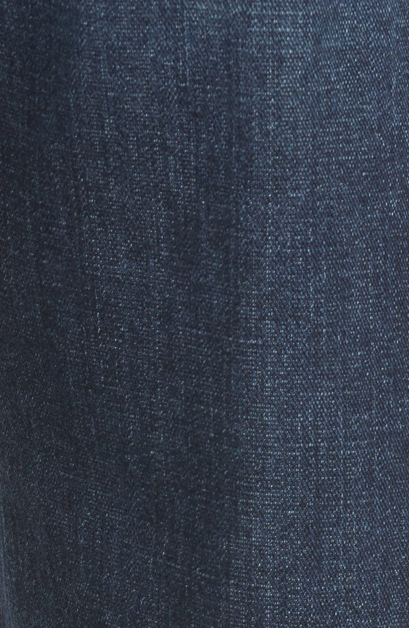 The Standard Straight Leg Jeans,                             Alternate thumbnail 5, color,                             408