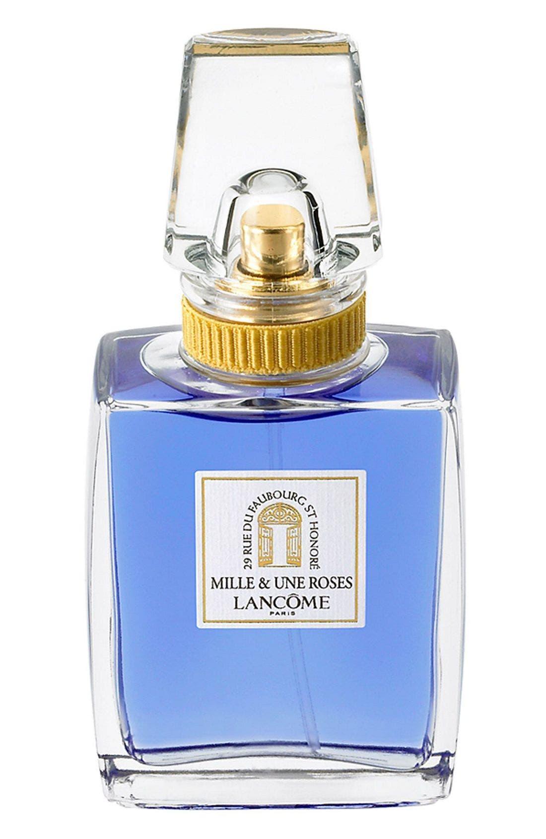 'Mille & Une Roses' Eau de Parfum Spray, Main, color, 000