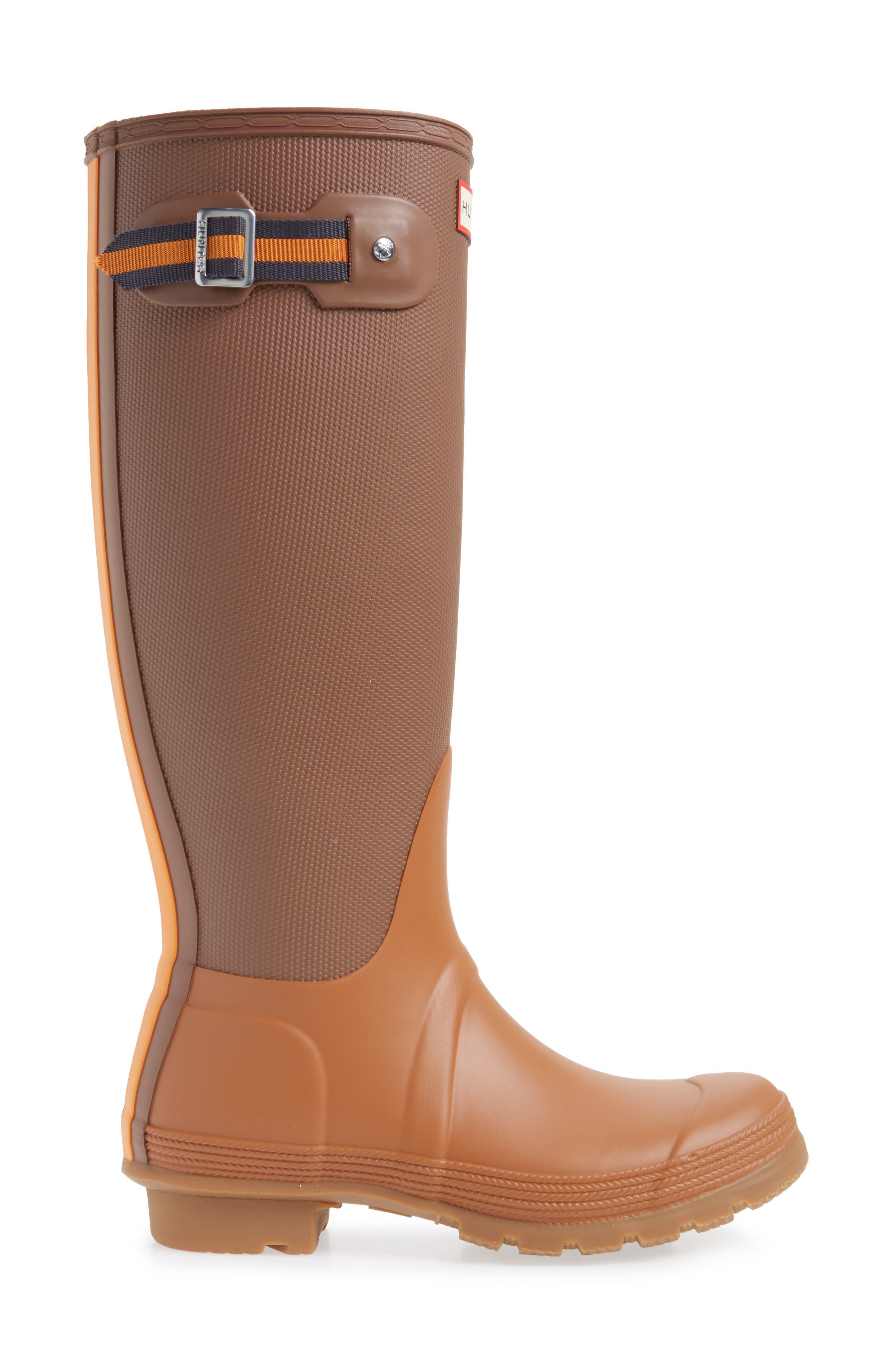 Original Sissinghurst Tall Rain Boot,                             Alternate thumbnail 5, color,