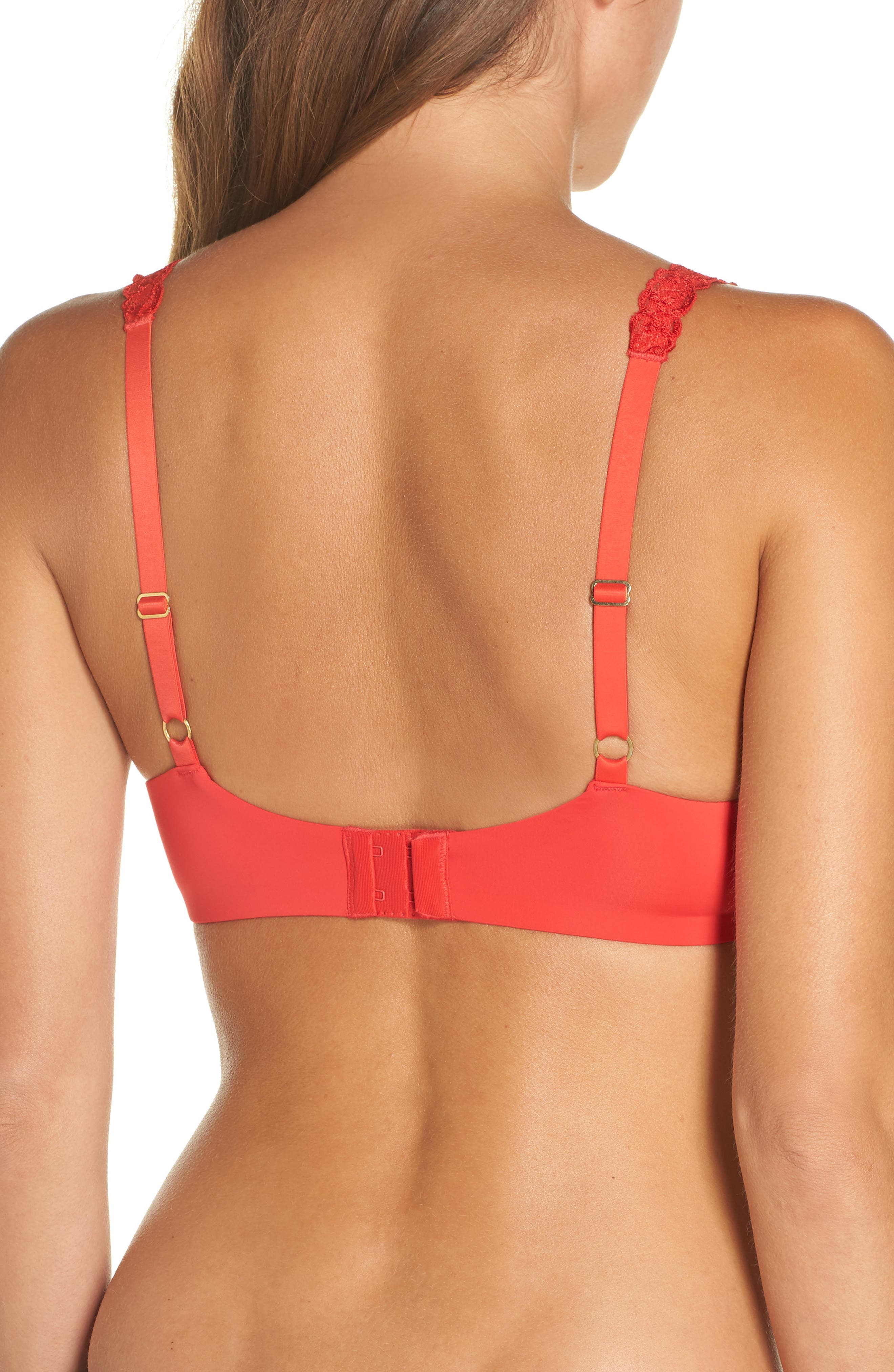 'Pure Luxe' Underwire T-Shirt Bra,                             Alternate thumbnail 38, color,