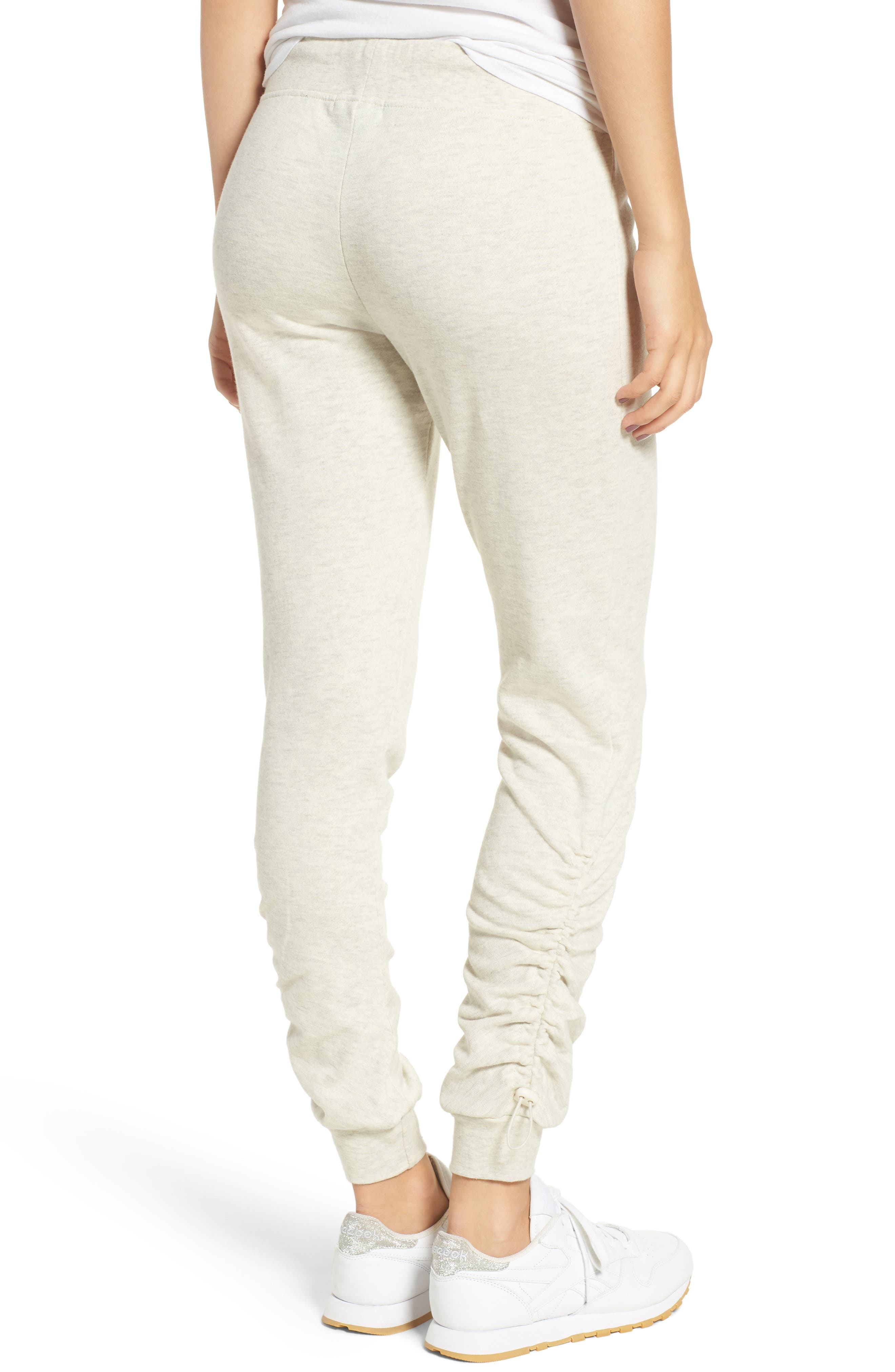 Cinched Joggers,                             Alternate thumbnail 4, color,
