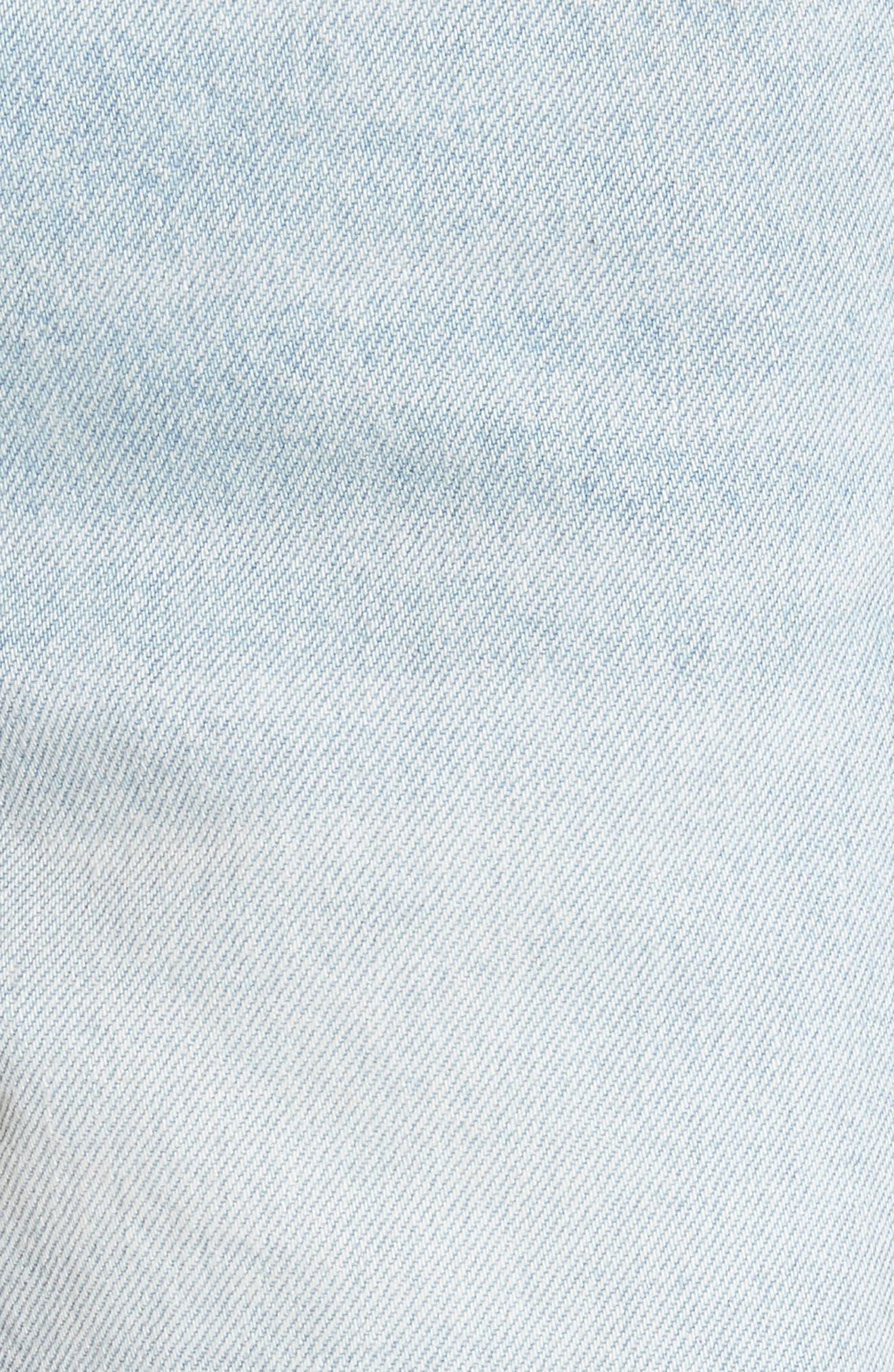 Rigid Re-Release - Le Original Shorts,                             Alternate thumbnail 6, color,                             453