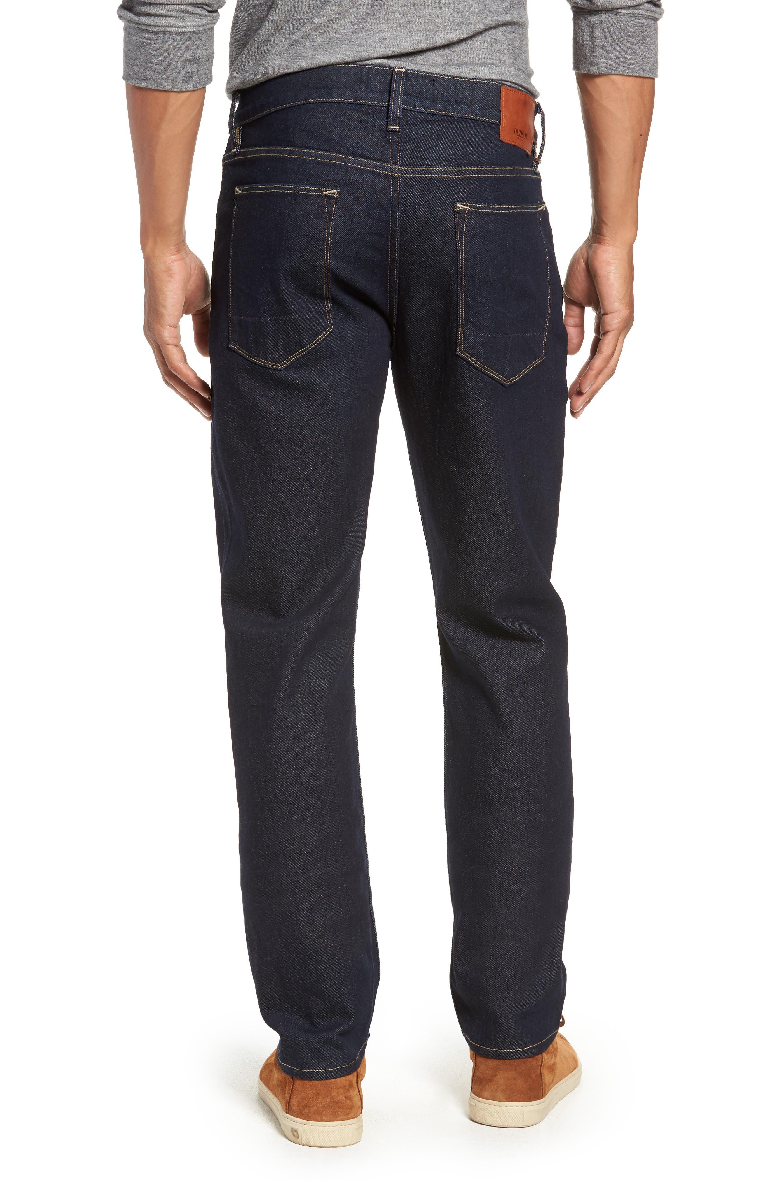 Blake Slim Fit Jeans,                             Alternate thumbnail 2, color,                             DUARTE