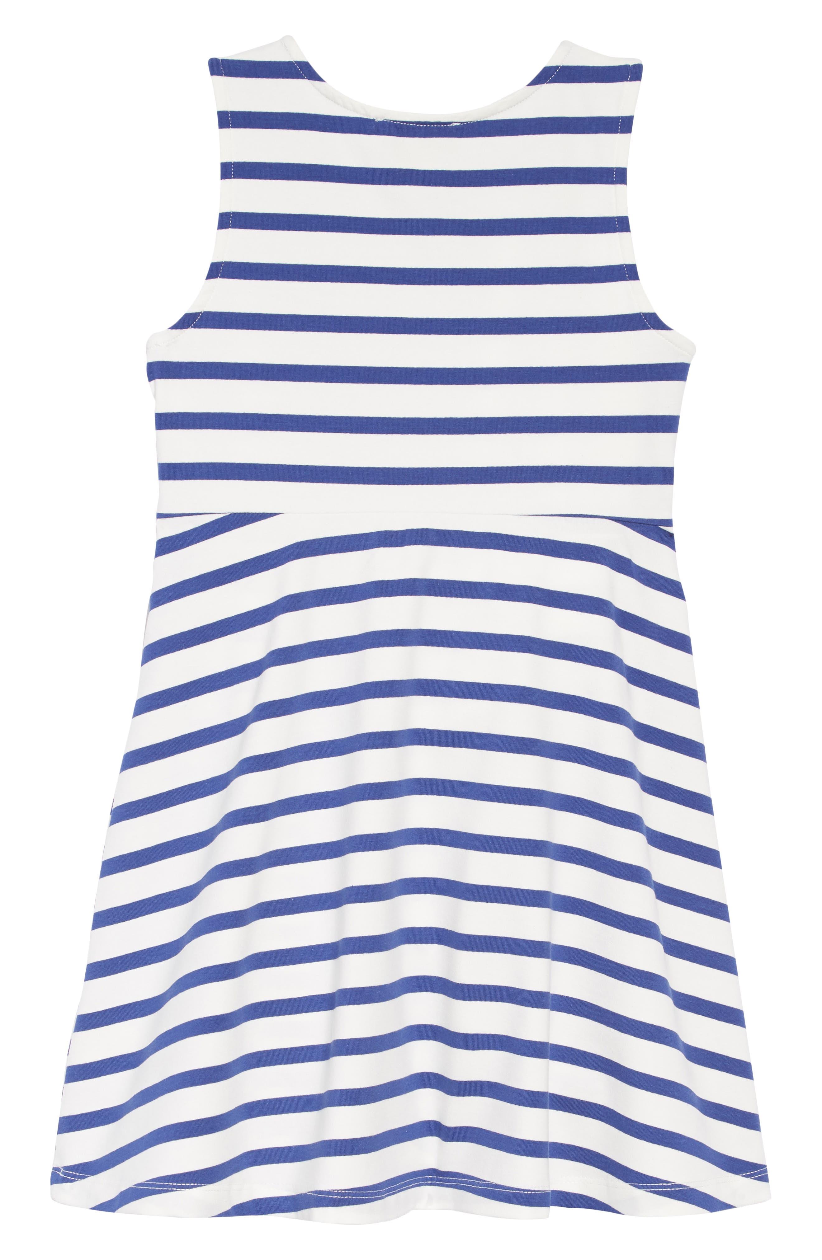 jillian stripe dress,                             Alternate thumbnail 2, color,                             400