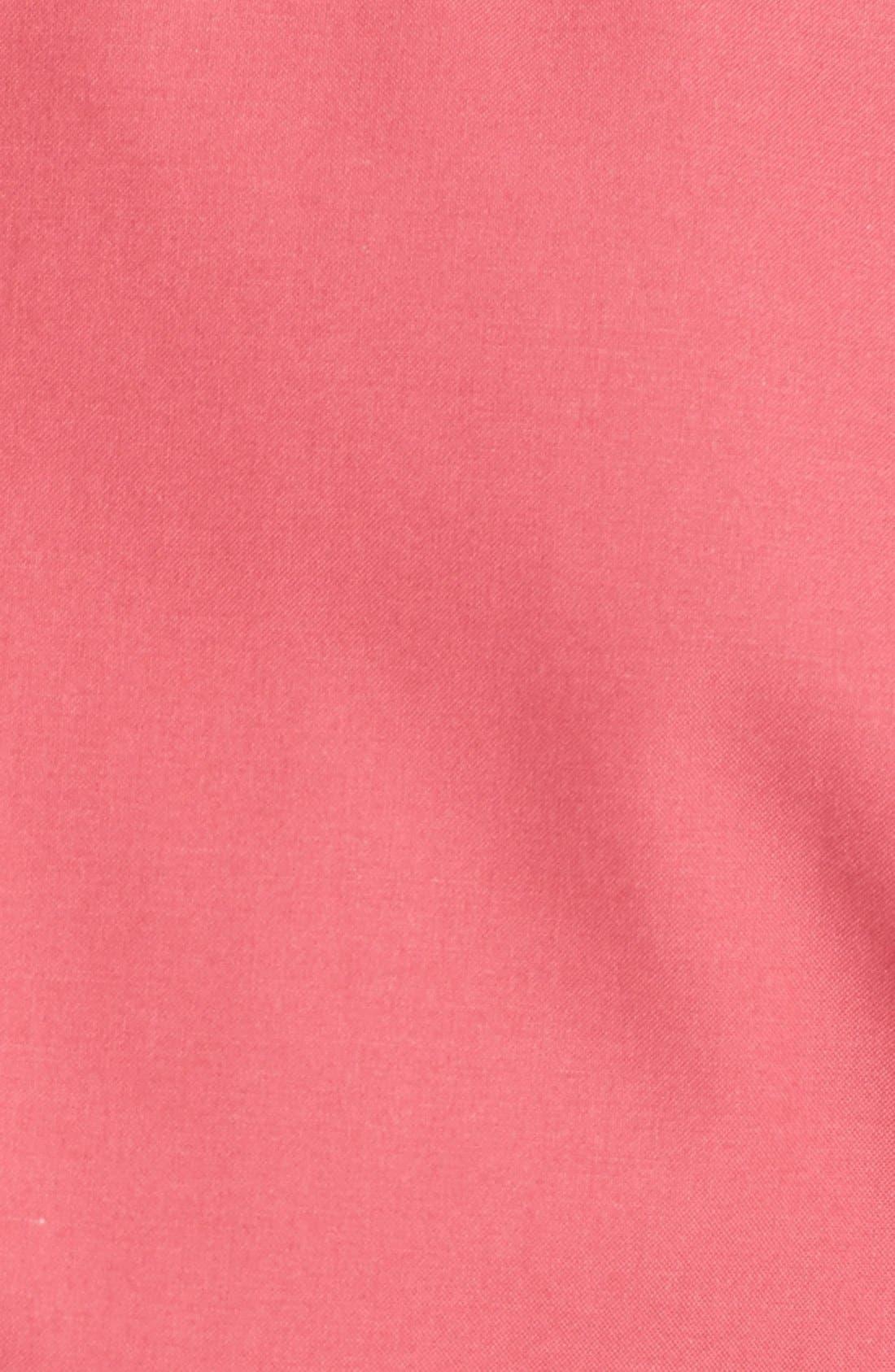 Smartcare<sup>™</sup> Trim Fit Solid Dress Shirt,                             Alternate thumbnail 35, color,