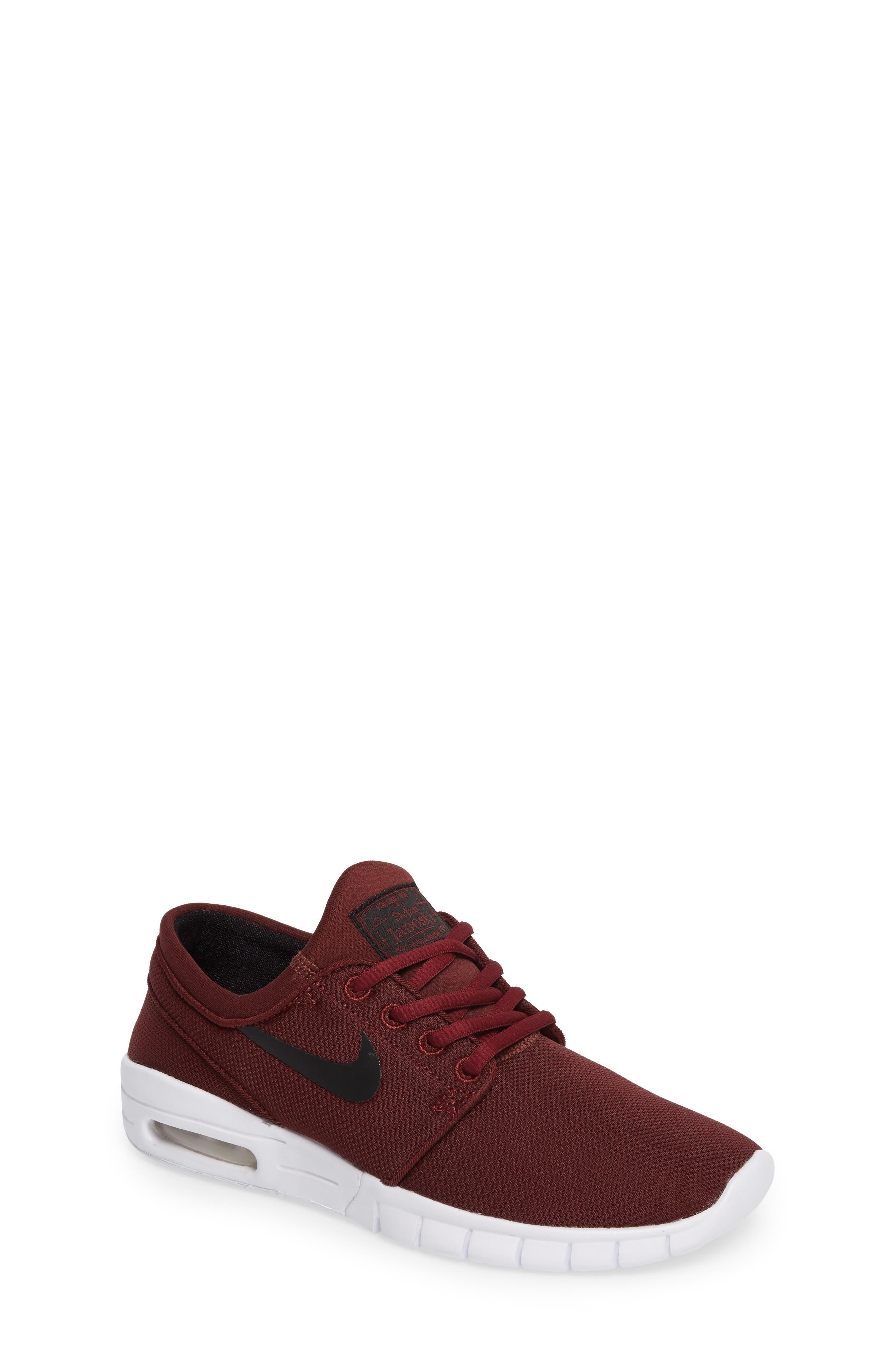 Stefan Janoski Max SB Skate Sneaker,                             Main thumbnail 9, color,