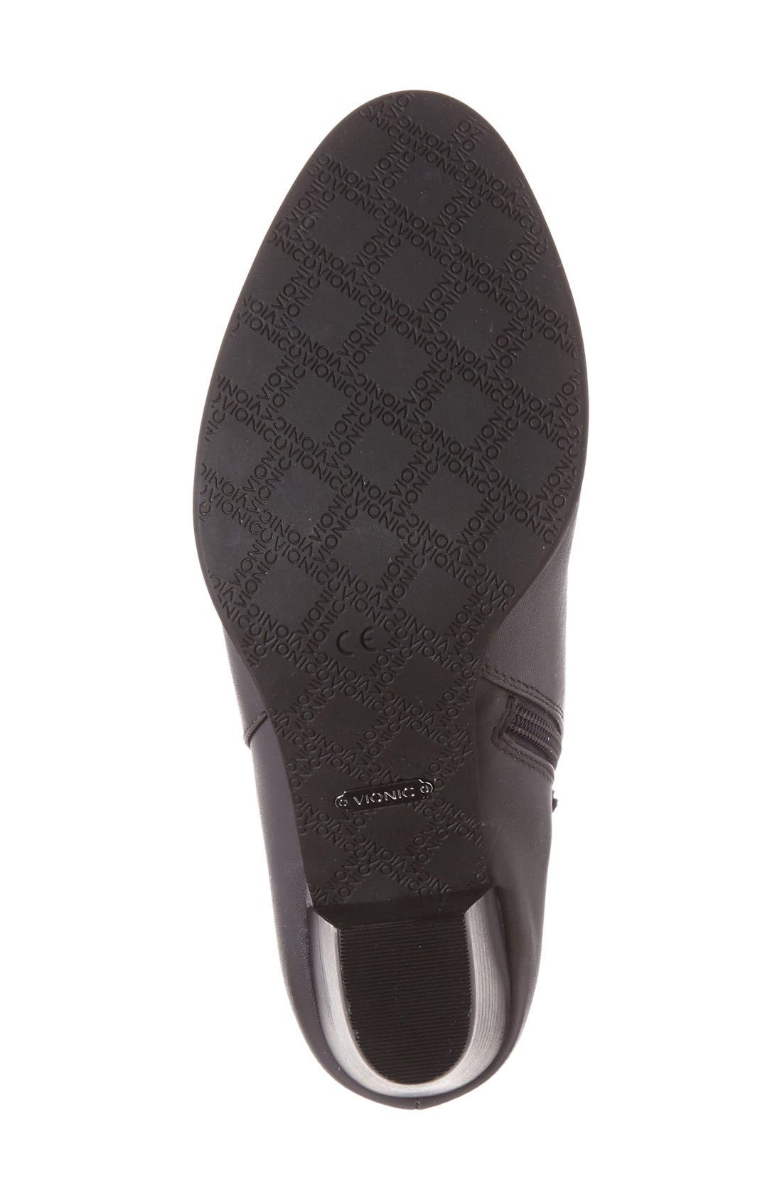 'Upton' Block Heel Boot,                             Alternate thumbnail 9, color,
