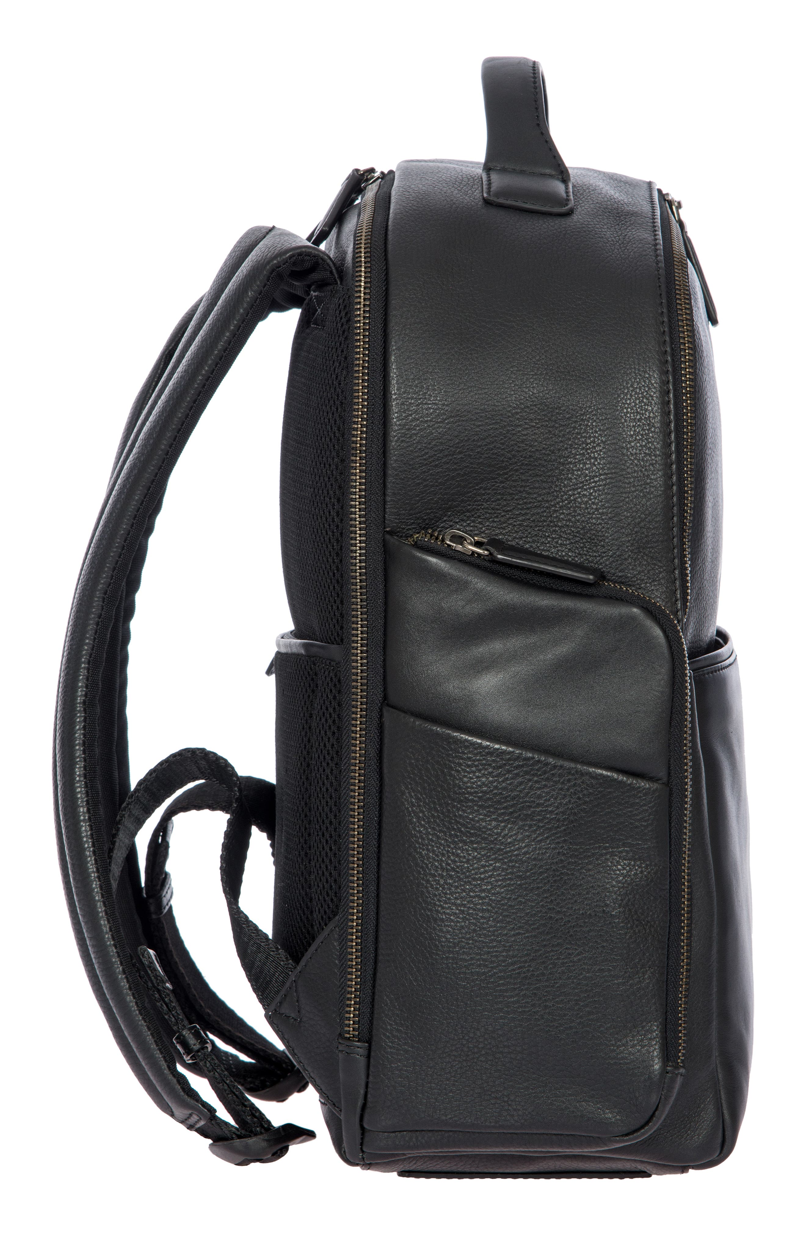 Torino Medium Business Backpack,                             Alternate thumbnail 6, color,                             BLACK