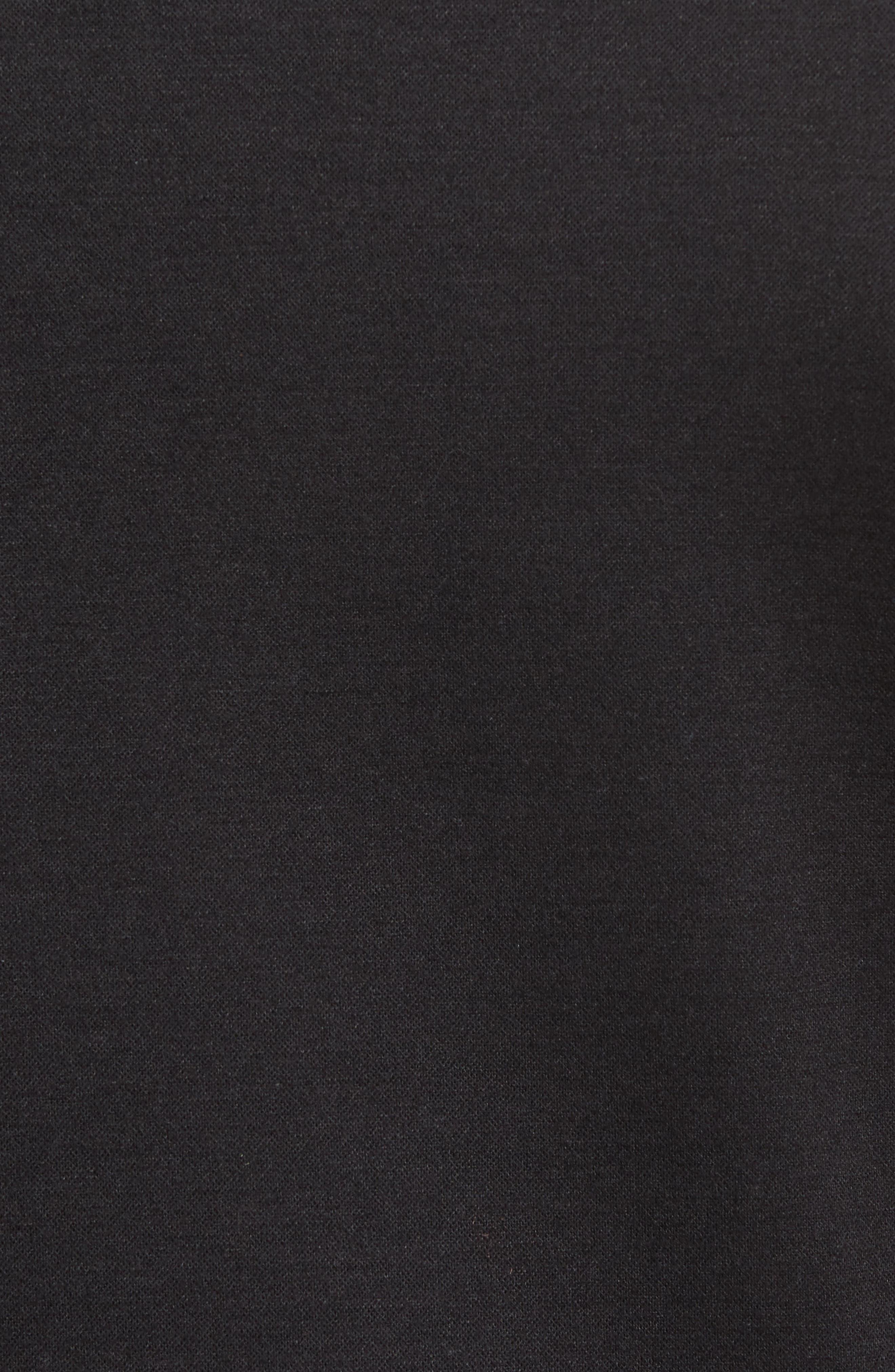 Long Sleeve Polo,                             Alternate thumbnail 5, color,                             001