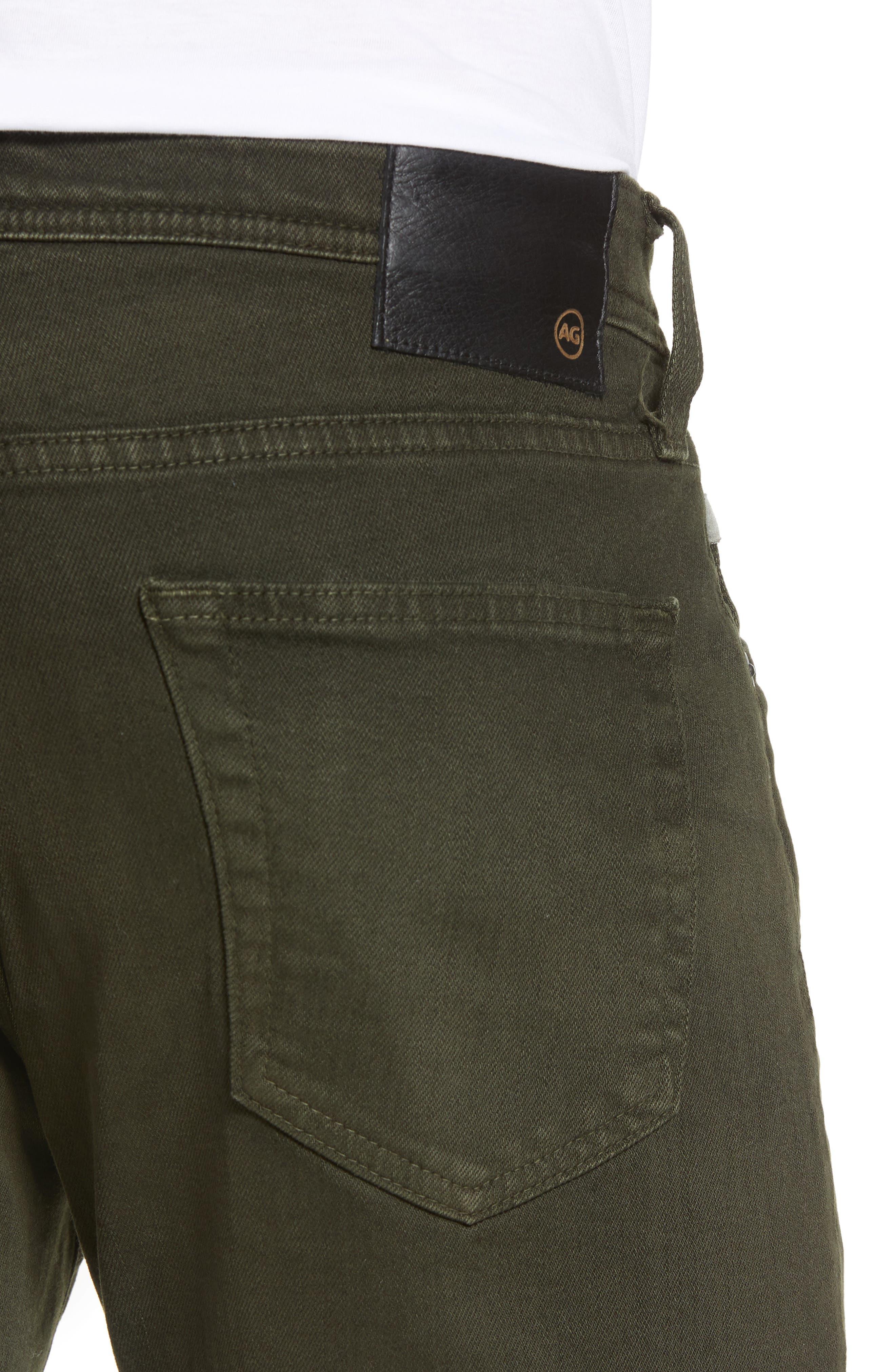 Tellis Slim Fit Jeans,                             Alternate thumbnail 4, color,                             7 YEARS OAK GROVE