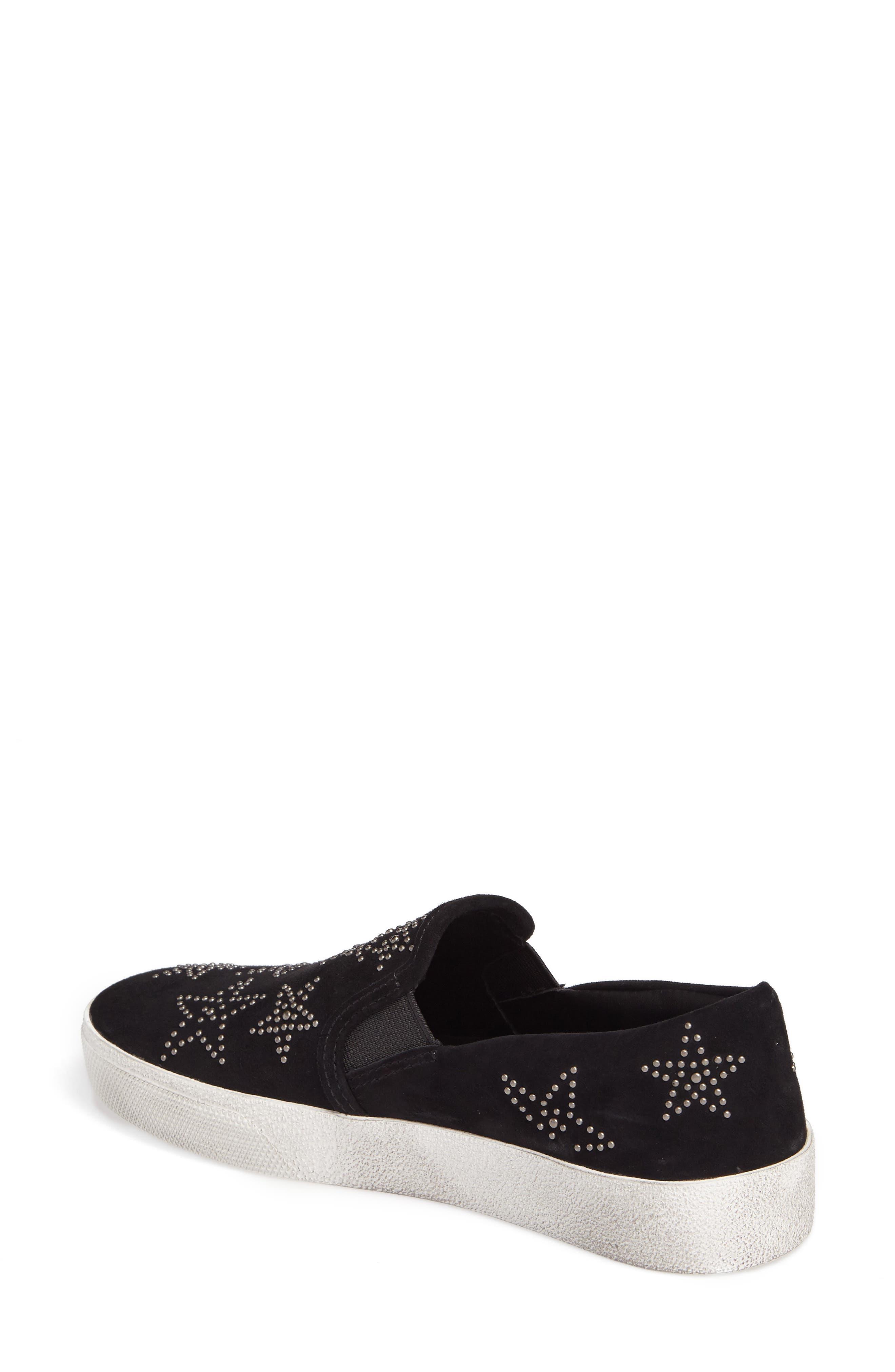 Star Slip-On Sneaker,                             Alternate thumbnail 7, color,