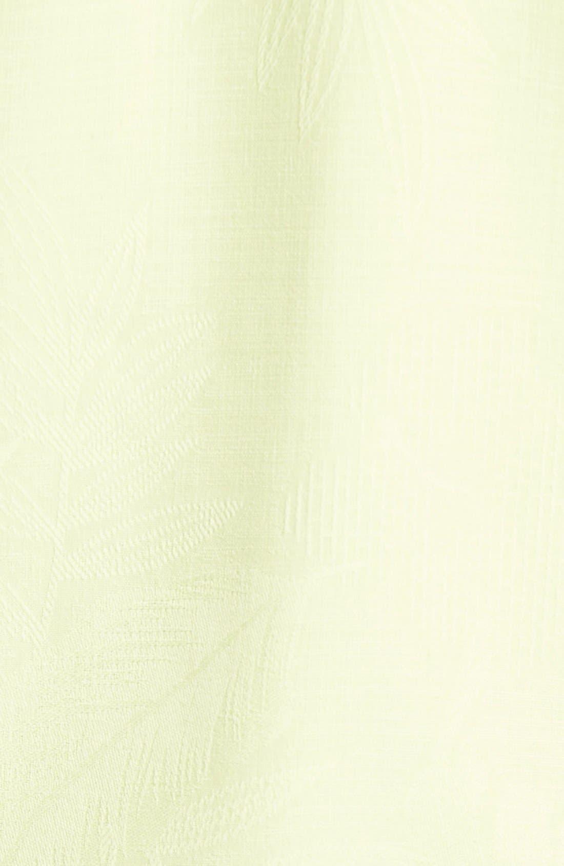 Rio Fronds Short Sleeve Silk Sport Shirt,                             Alternate thumbnail 87, color,